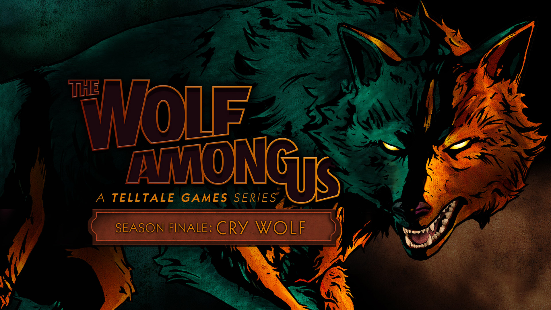 Free The Wolf Among Us Wallpaper in 1920x1080