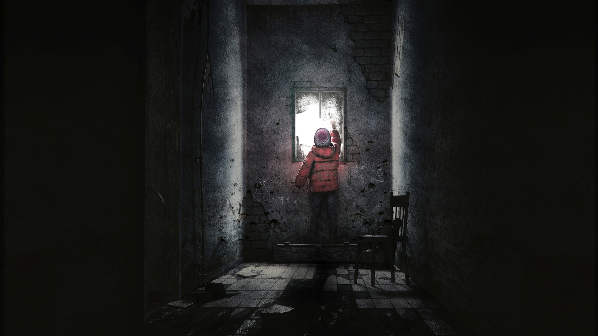 Free This War of Mine Wallpaper in 1920x1080