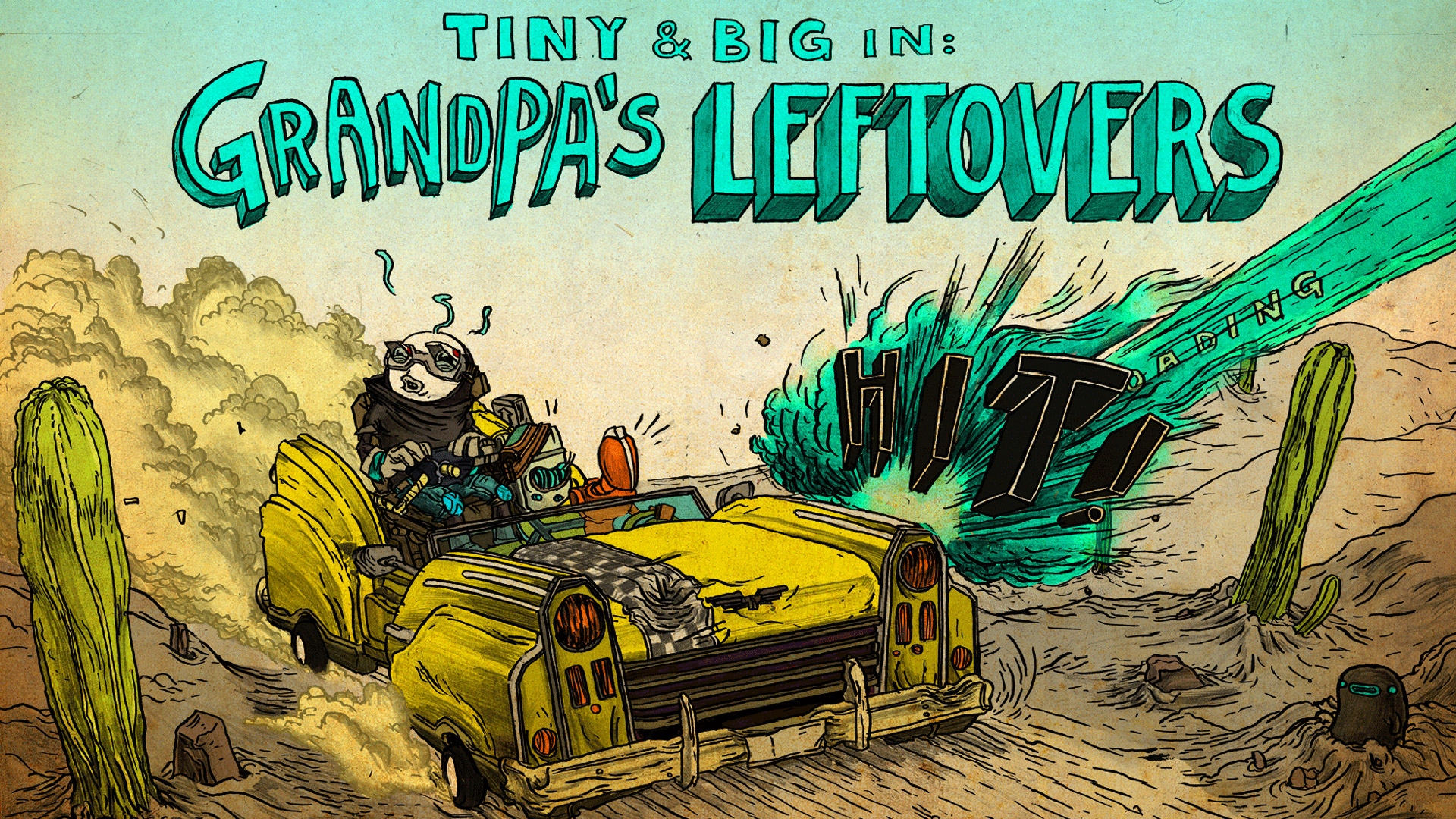 Free Tiny and Big: Grandpa's Leftovers Wallpaper in 1920x1080