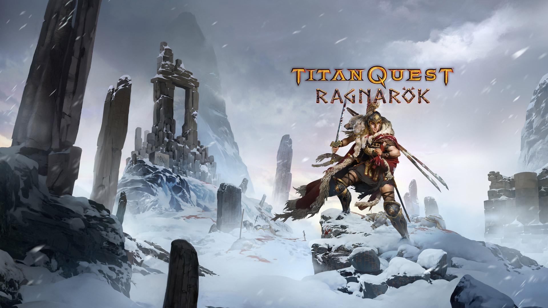Free Titan Quest Wallpaper in 1920x1080
