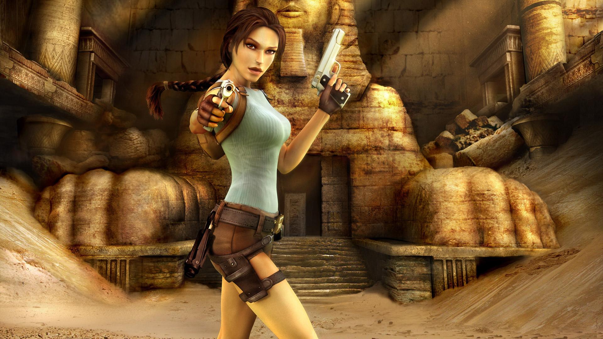 Free Tomb Raider: Anniversary Wallpaper in 1920x1080