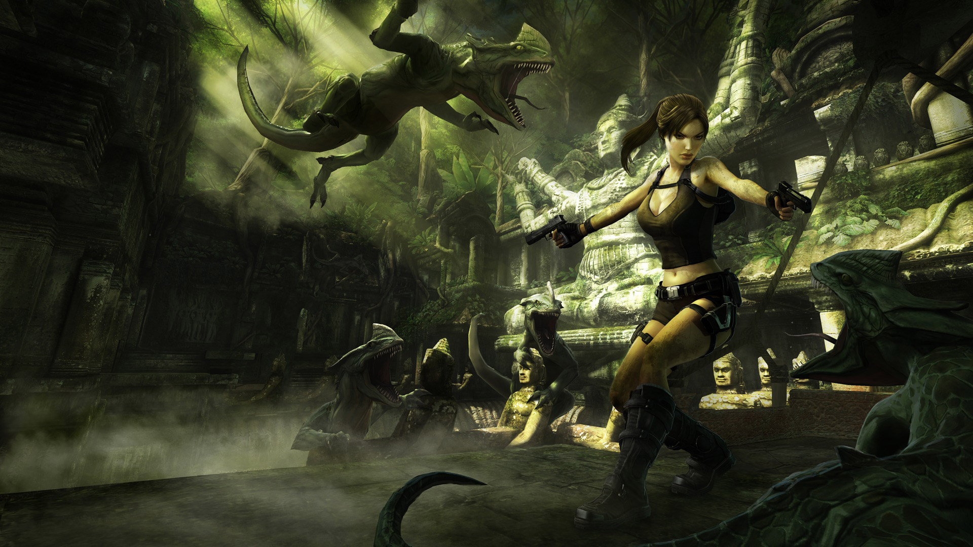 Free Tomb Raider: Anniversary Wallpaper in 1920x1080