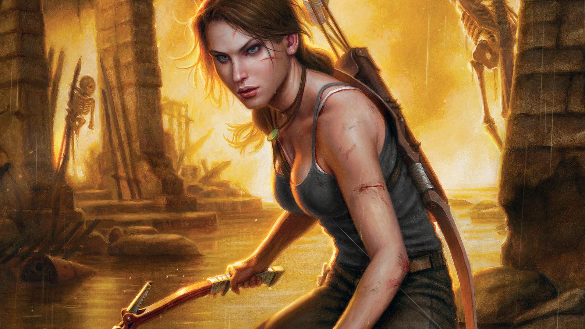 Free Tomb Raider Wallpaper in 1920x1080