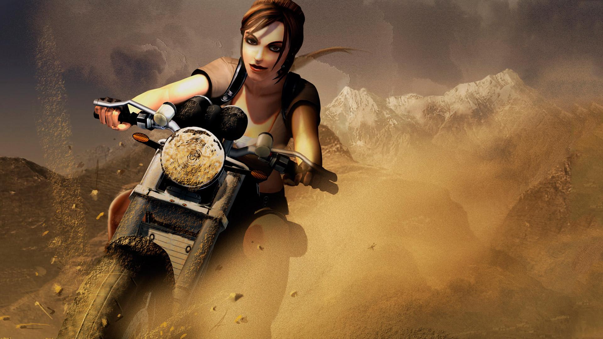 Tomb Raider: Legend Wallpaper in 1920x1080