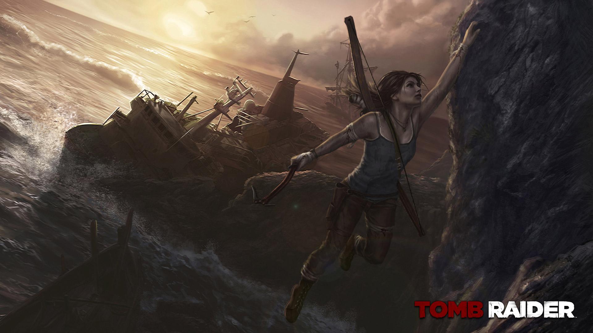 Tomb Raider Wallpaper in 1920x1080
