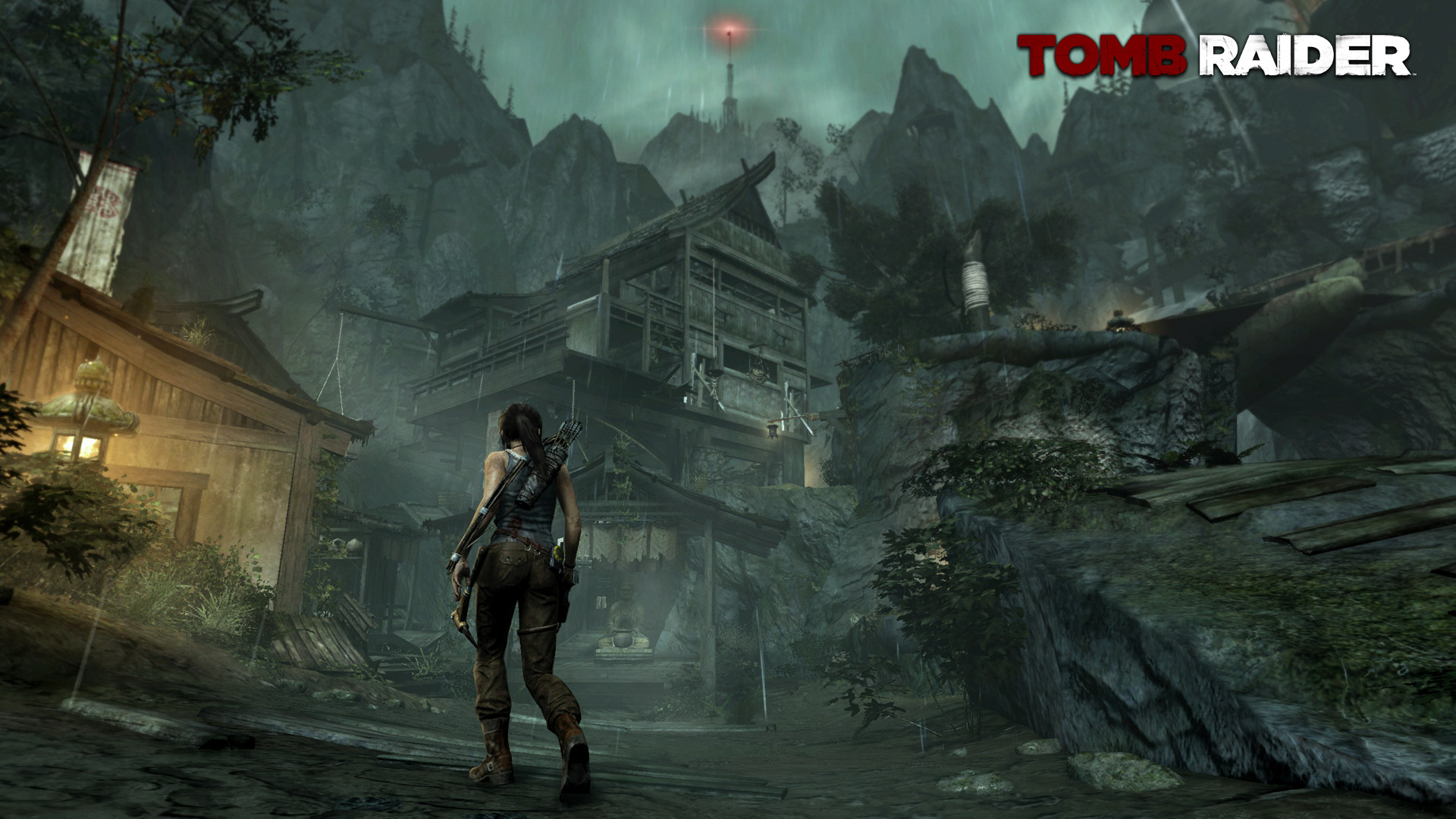 Free Tomb Raider Wallpaper in 1920x1080