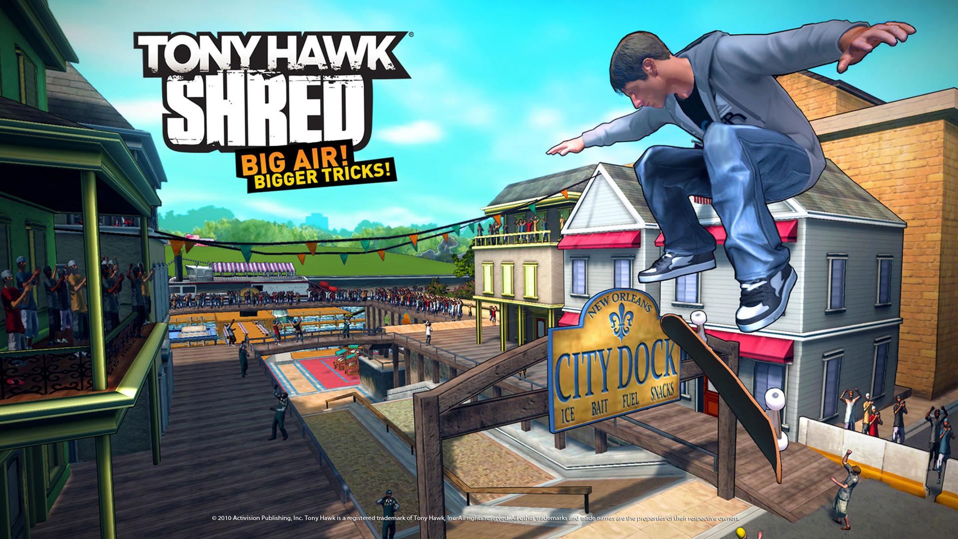 Free Tony Hawk: Shred Wallpaper in 1920x1080