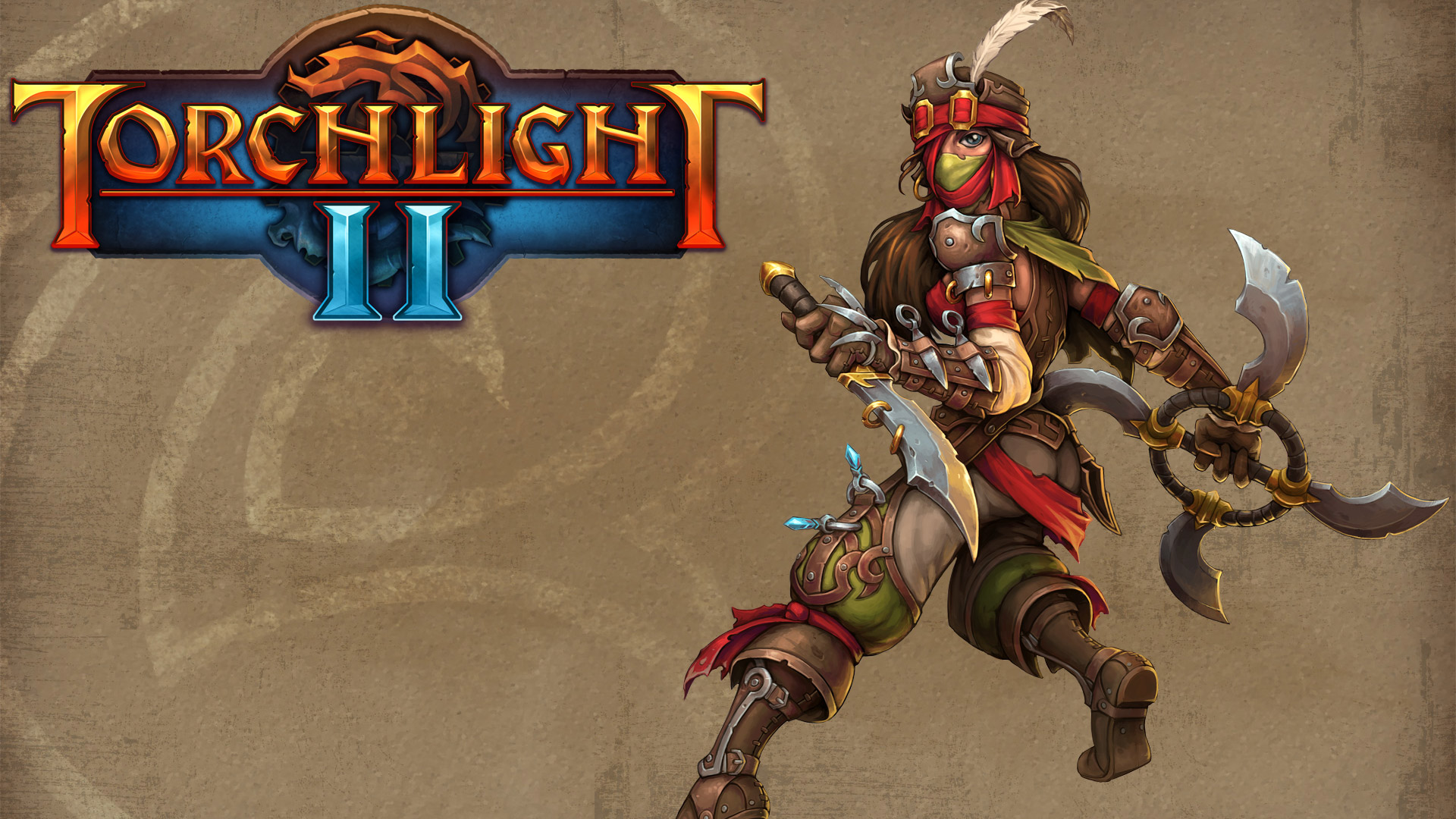 Free Torchlight II Wallpaper in 1920x1080