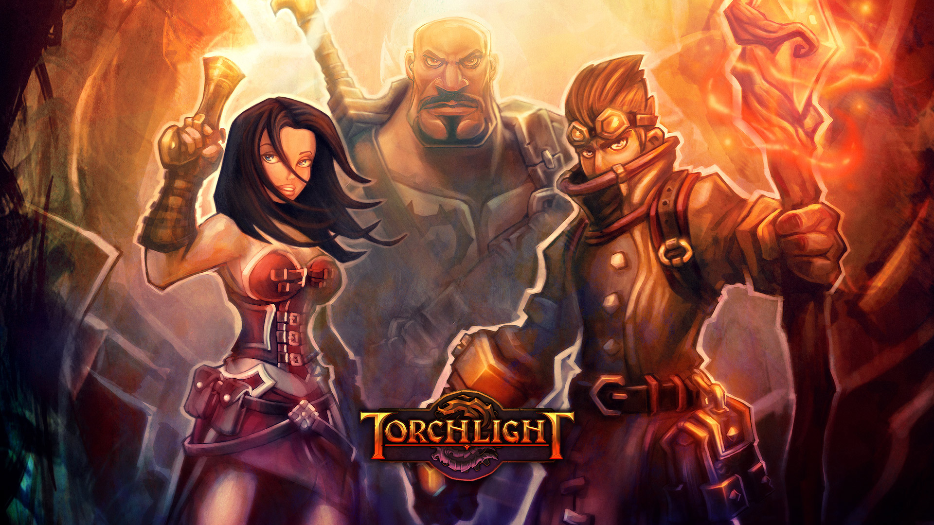 Free Torchlight Wallpaper in 1920x1080
