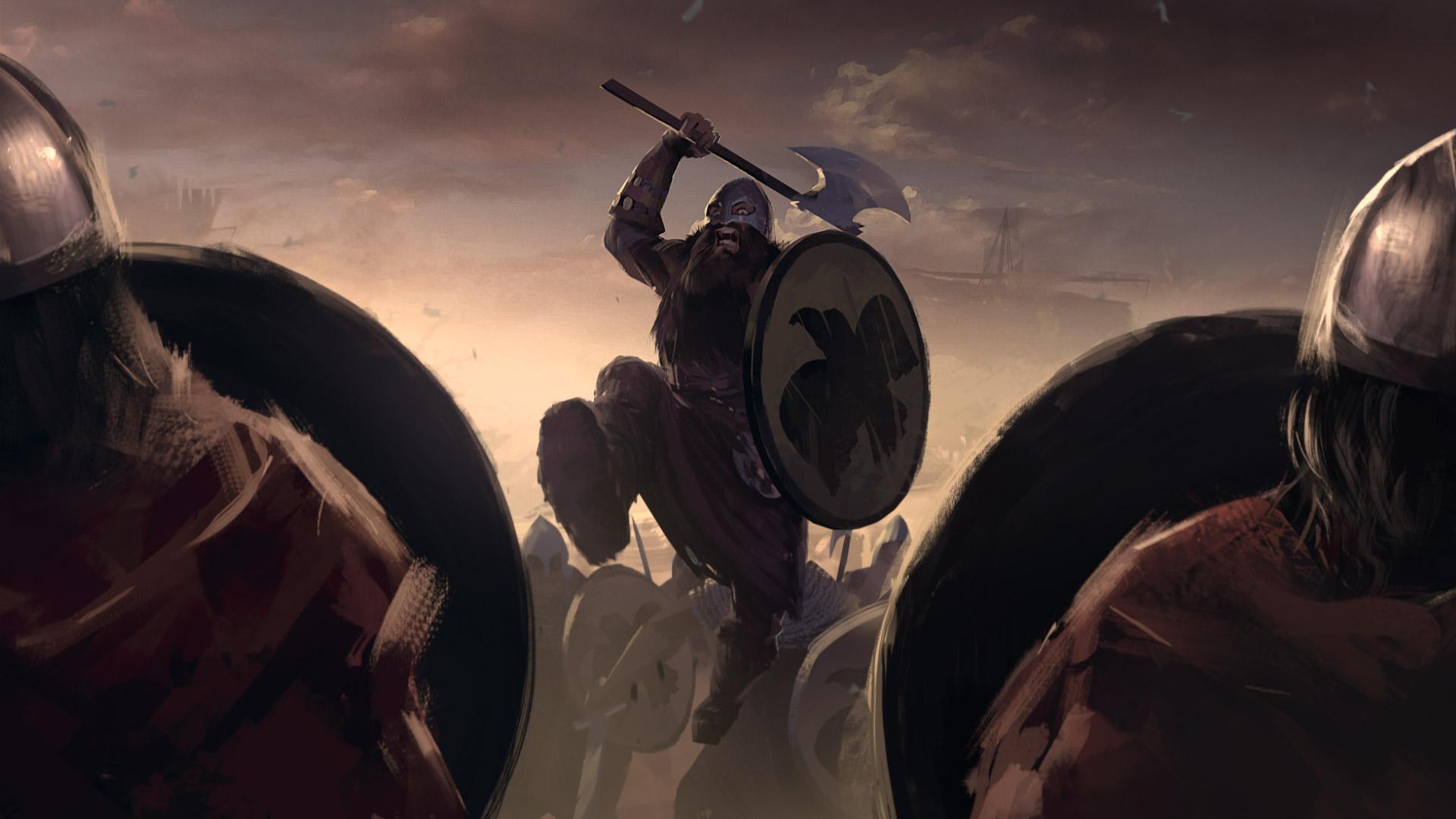 Free Total War Saga: Thrones of Britannia Wallpaper in 1920x1080