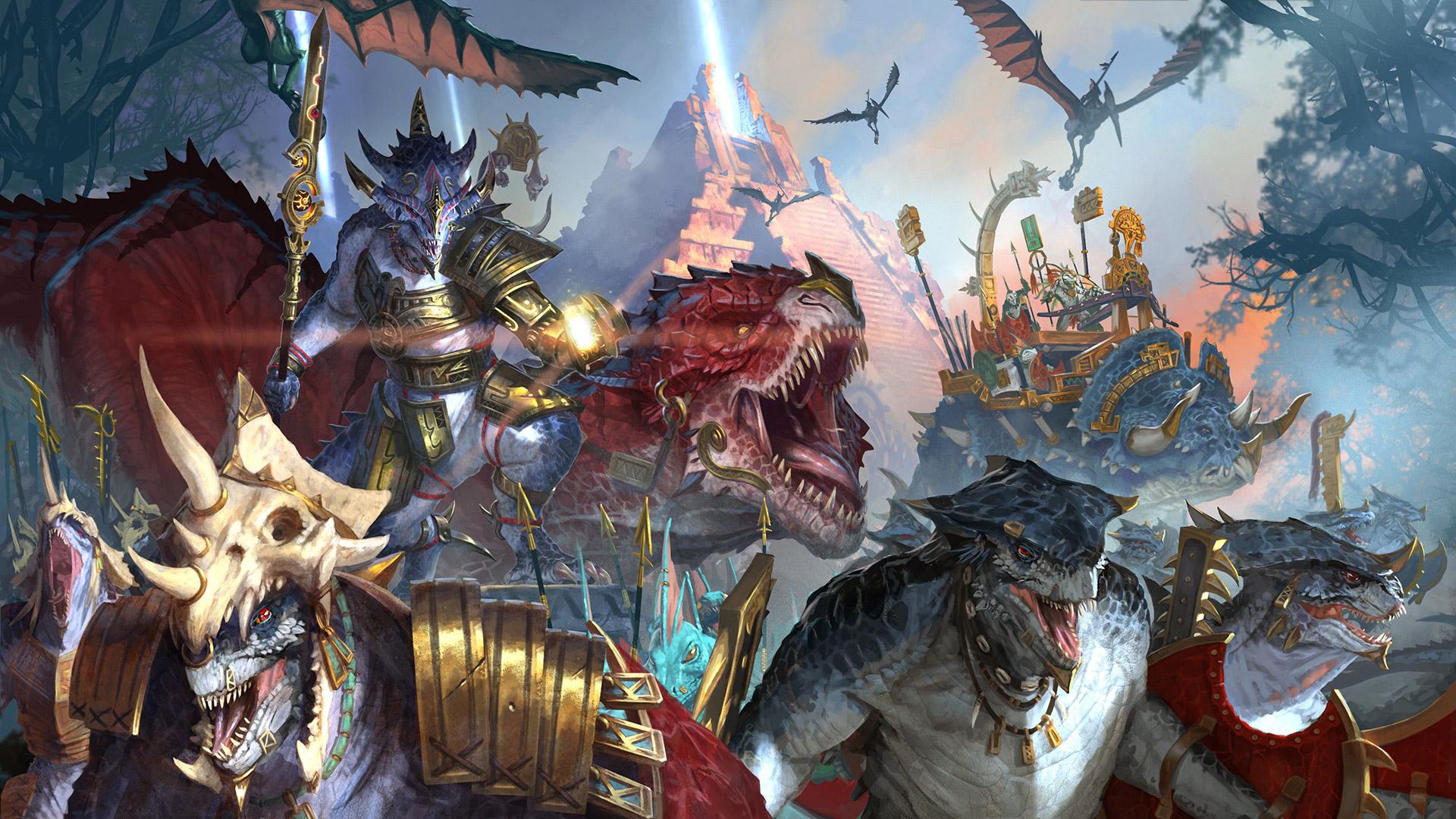 Free Total War: Warhammer II Wallpaper in 1920x1080