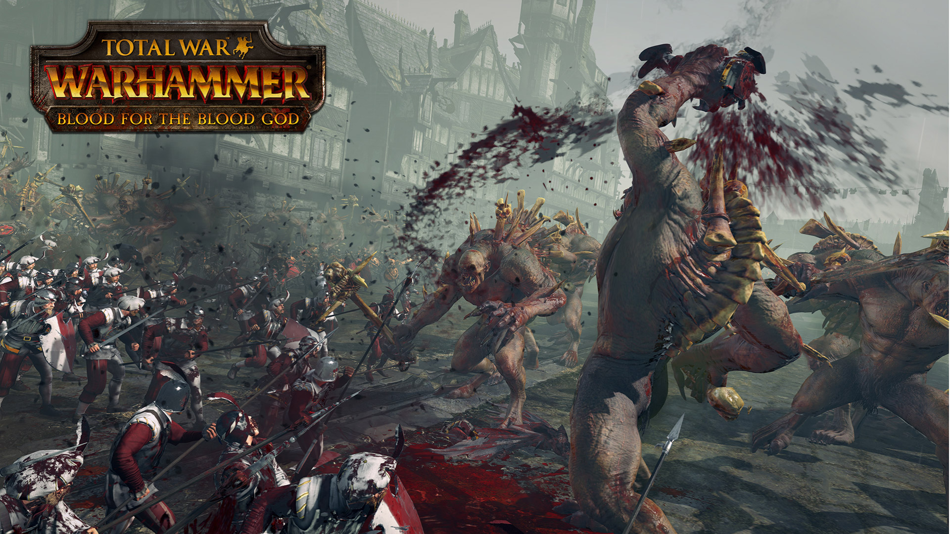 Free Total War: Warhammer Wallpaper in 1920x1080