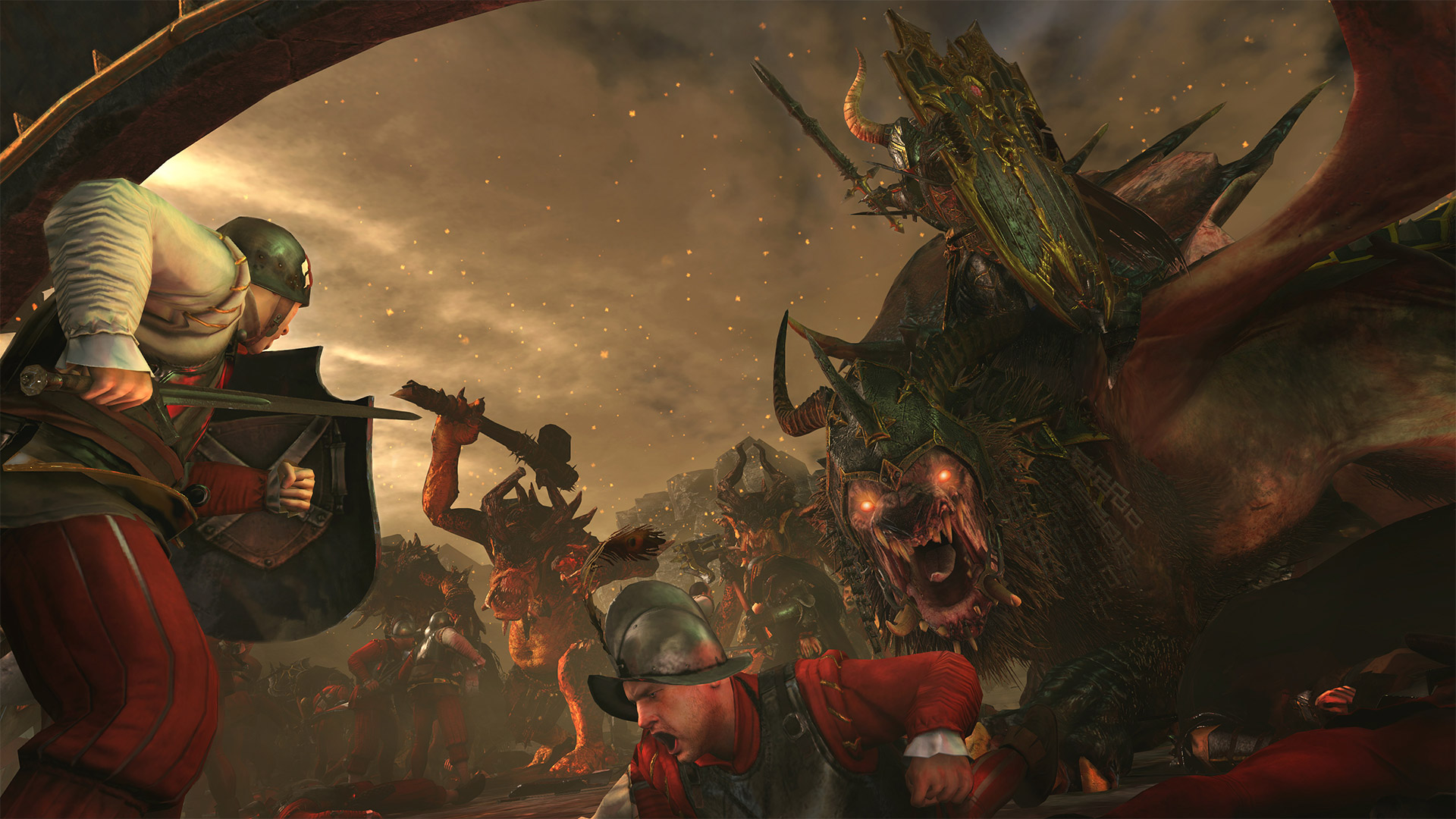Free Total War: Warhammer Wallpaper in 1920x1080