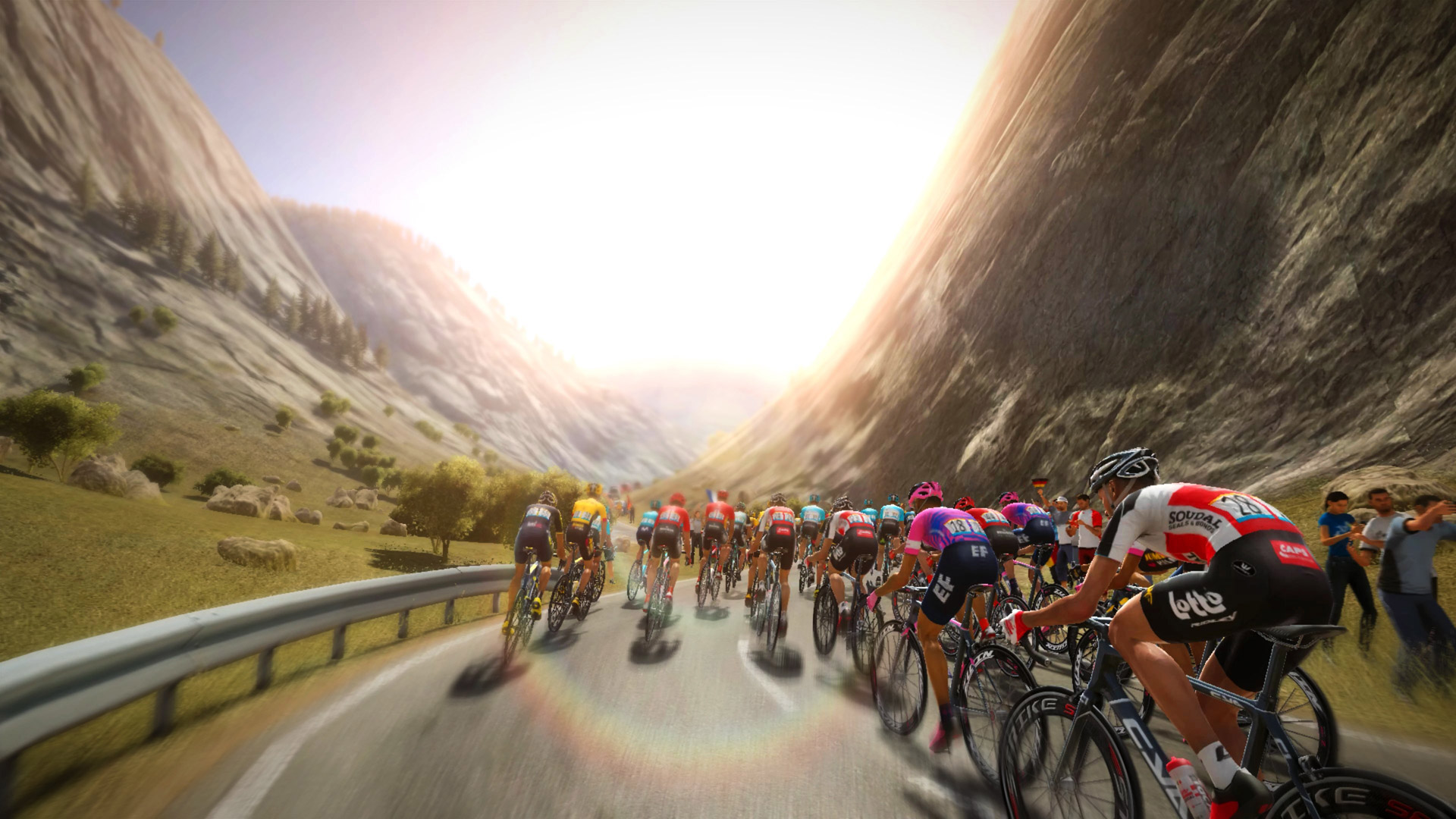 Free Tour de France 2020 Wallpaper in 1920x1080