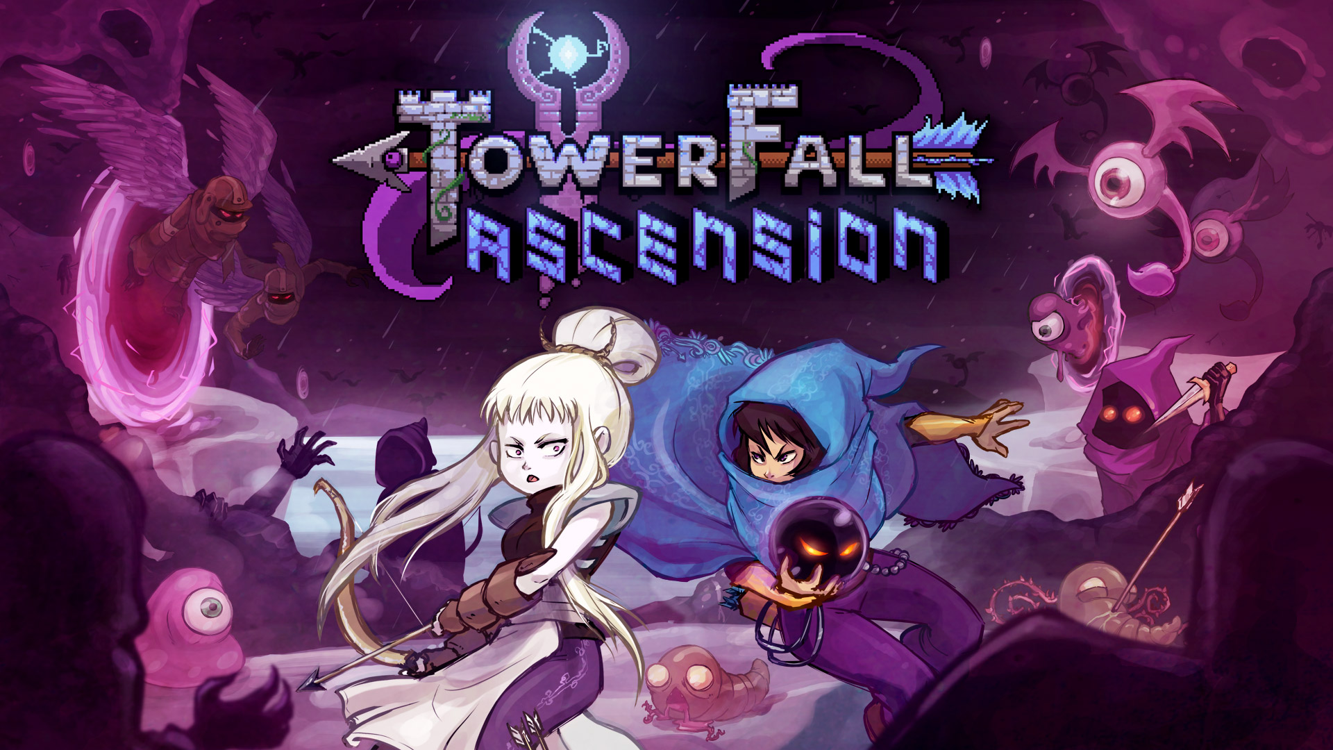 Free TowerFall Ascension Wallpaper in 1920x1080