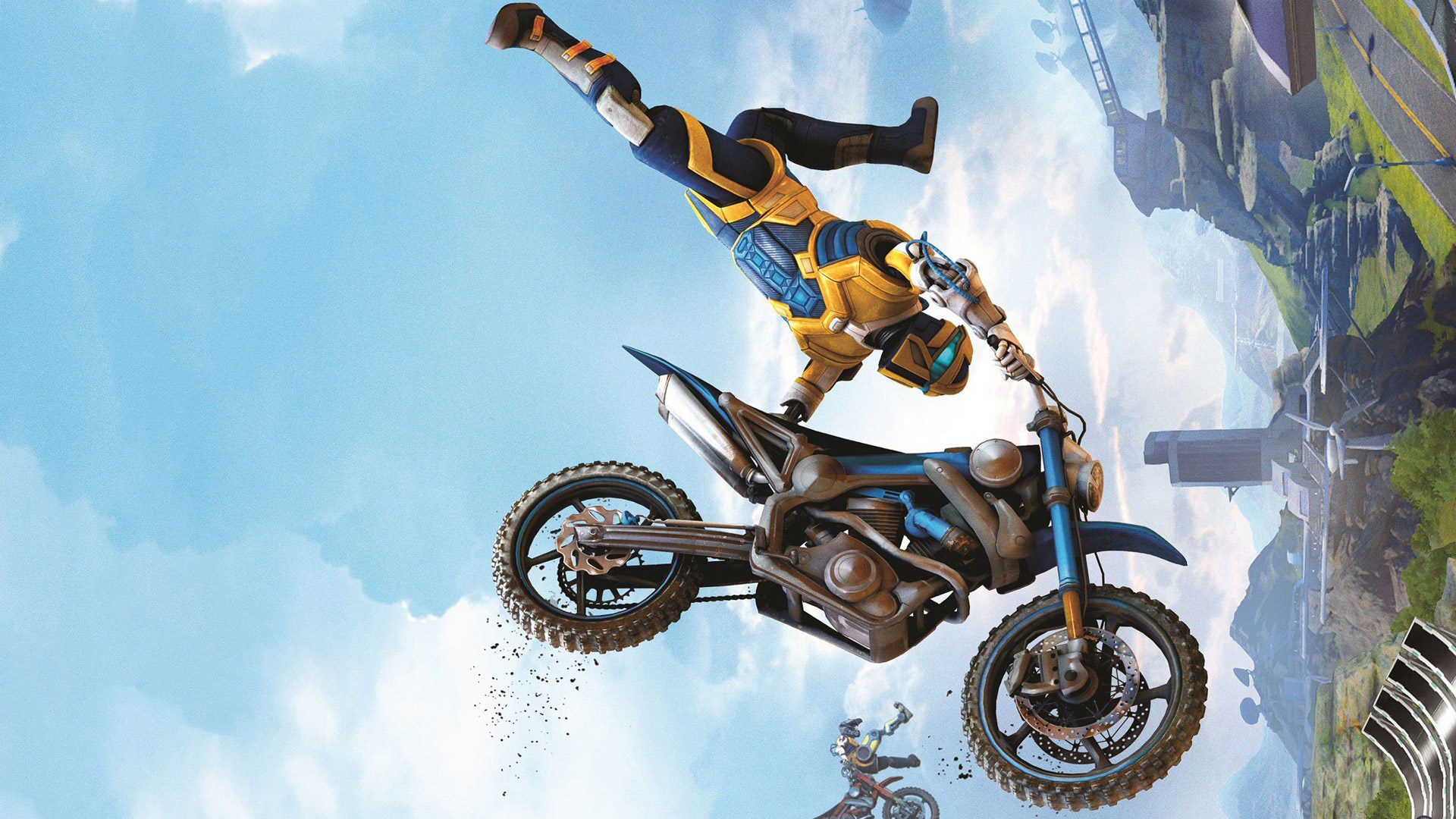 Free Trials Fusion Wallpaper in 1920x1080
