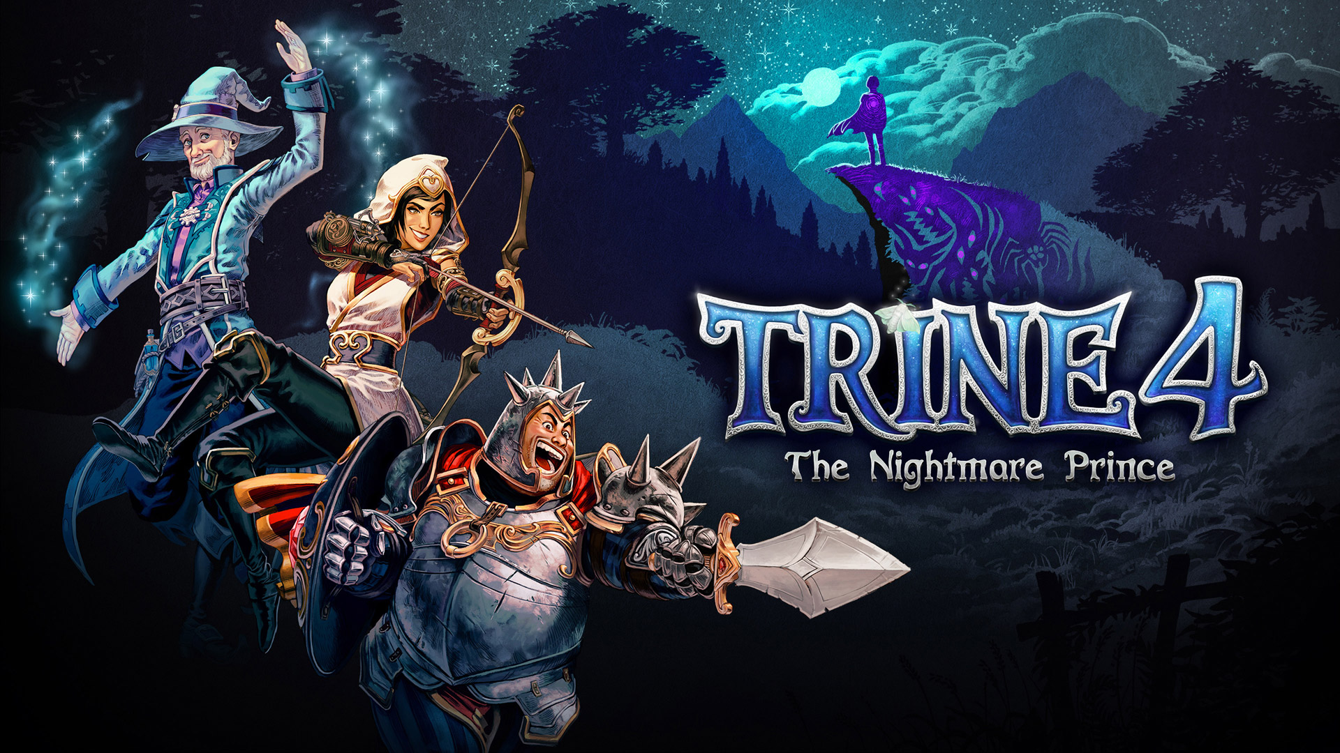 Trine 4: The Nightmare Prince Wallpaper in 1920x1080