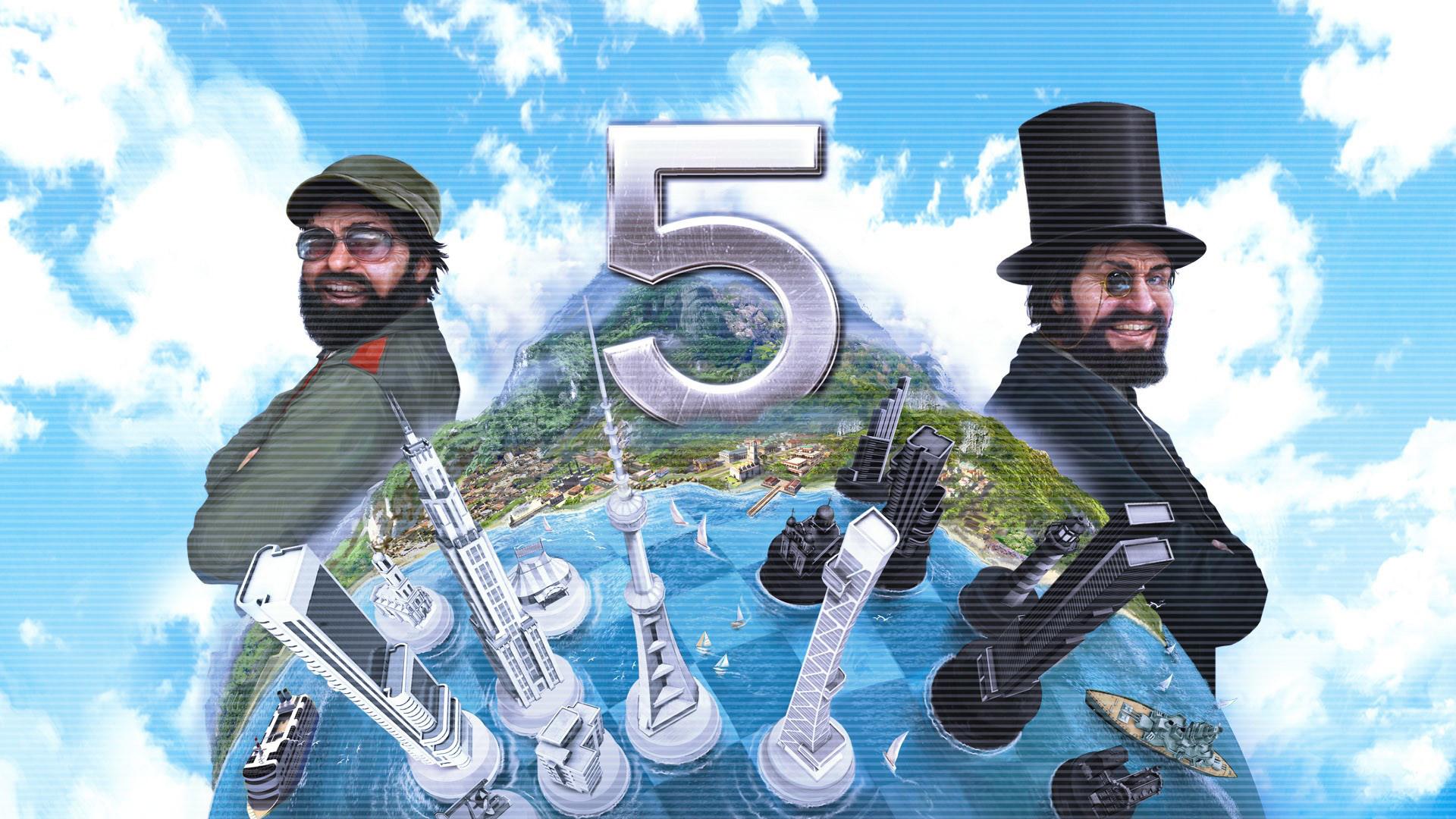 Tropico 5 Wallpaper in 1920x1080