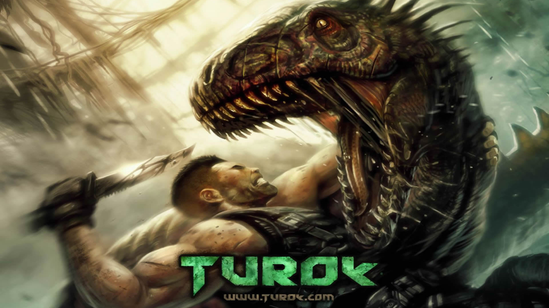 Turok Wallpaper in 1920x1080