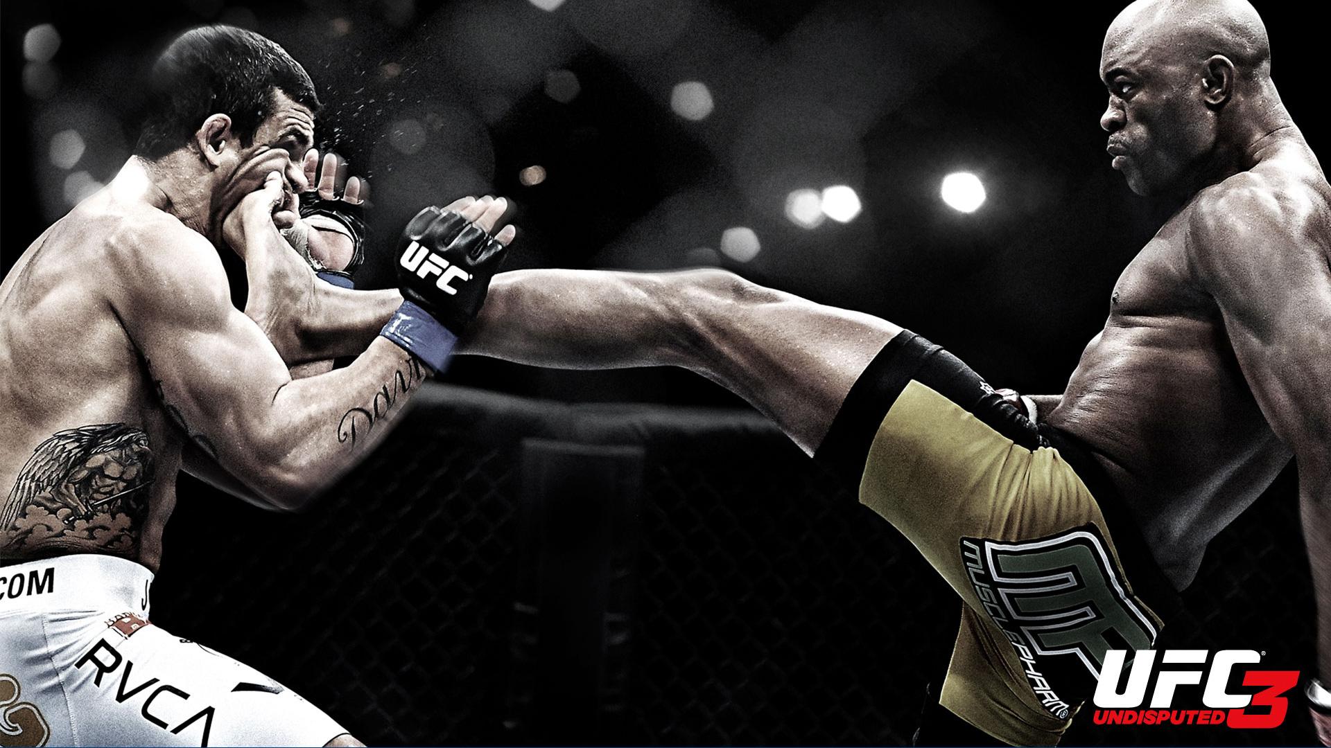 UFC Undisputed 3 Wallpaper in 1920x1080