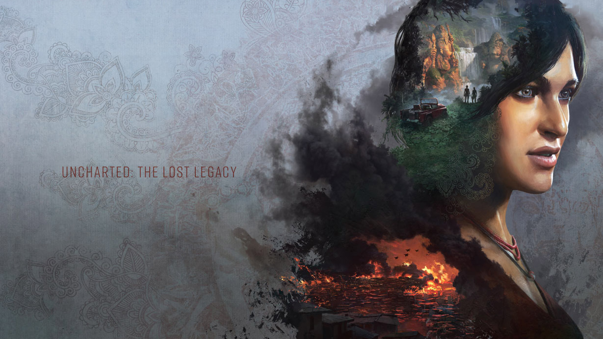 Free Uncharted: The Lost Legacy Wallpaper in 1920x1080