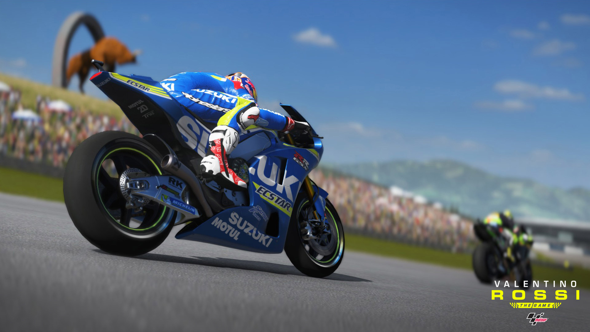 Free Valentino Rossi: The Game Wallpaper in 1920x1080