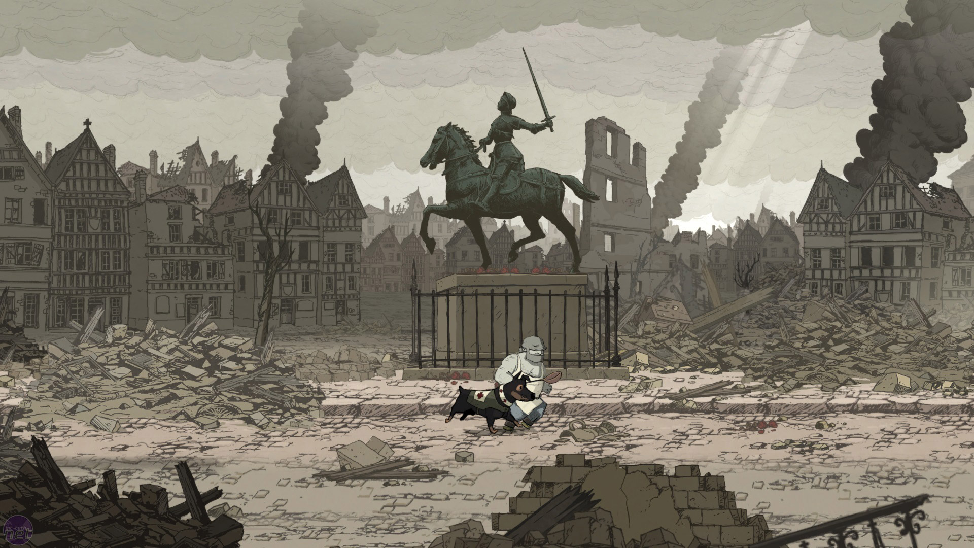 Free Valiant Hearts Wallpaper in 1920x1080