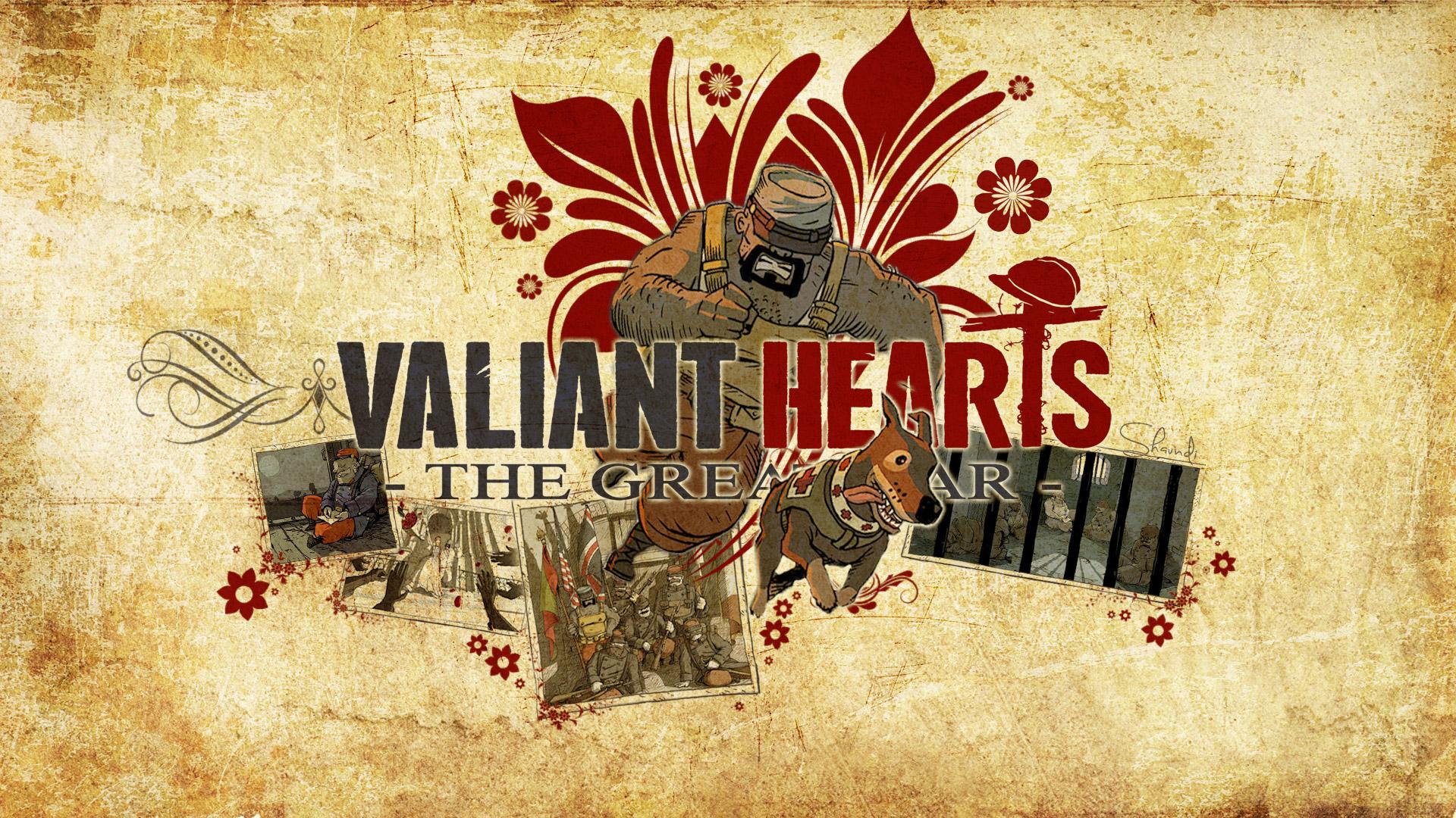 Valiant Hearts Wallpaper in 1920x1080