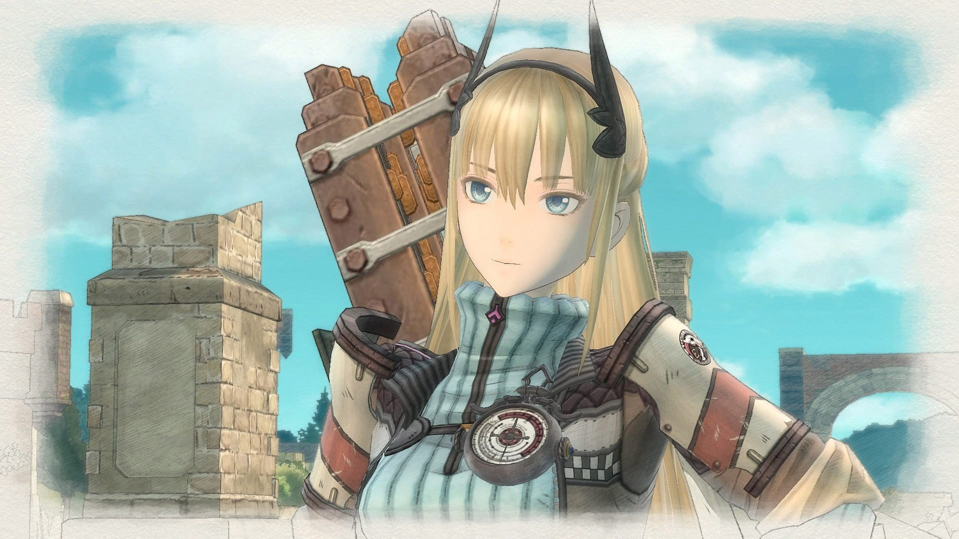 Free Valkyria Chronicles 4 Wallpaper in 1920x1080