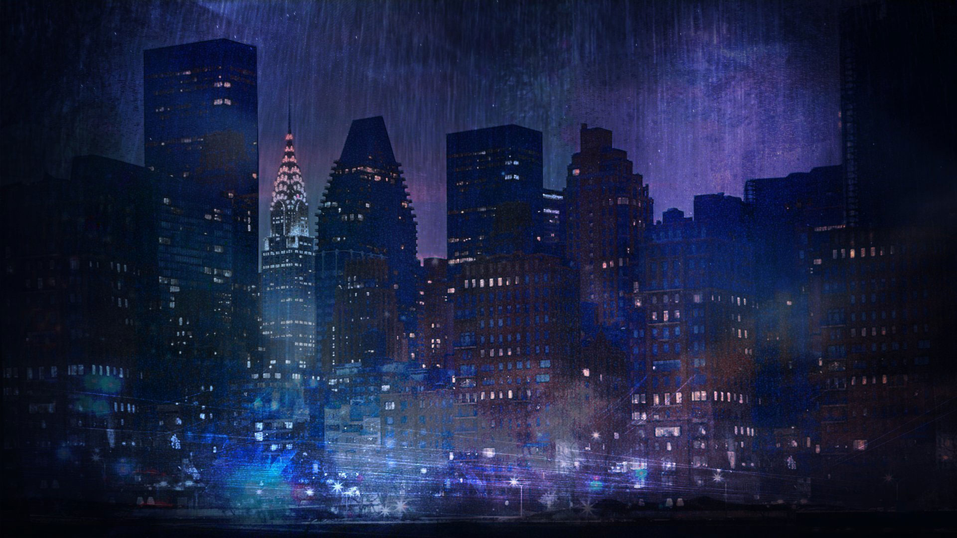 Free Vampire: The Masquerade - Coteries of New York Wallpaper in 1920x1080