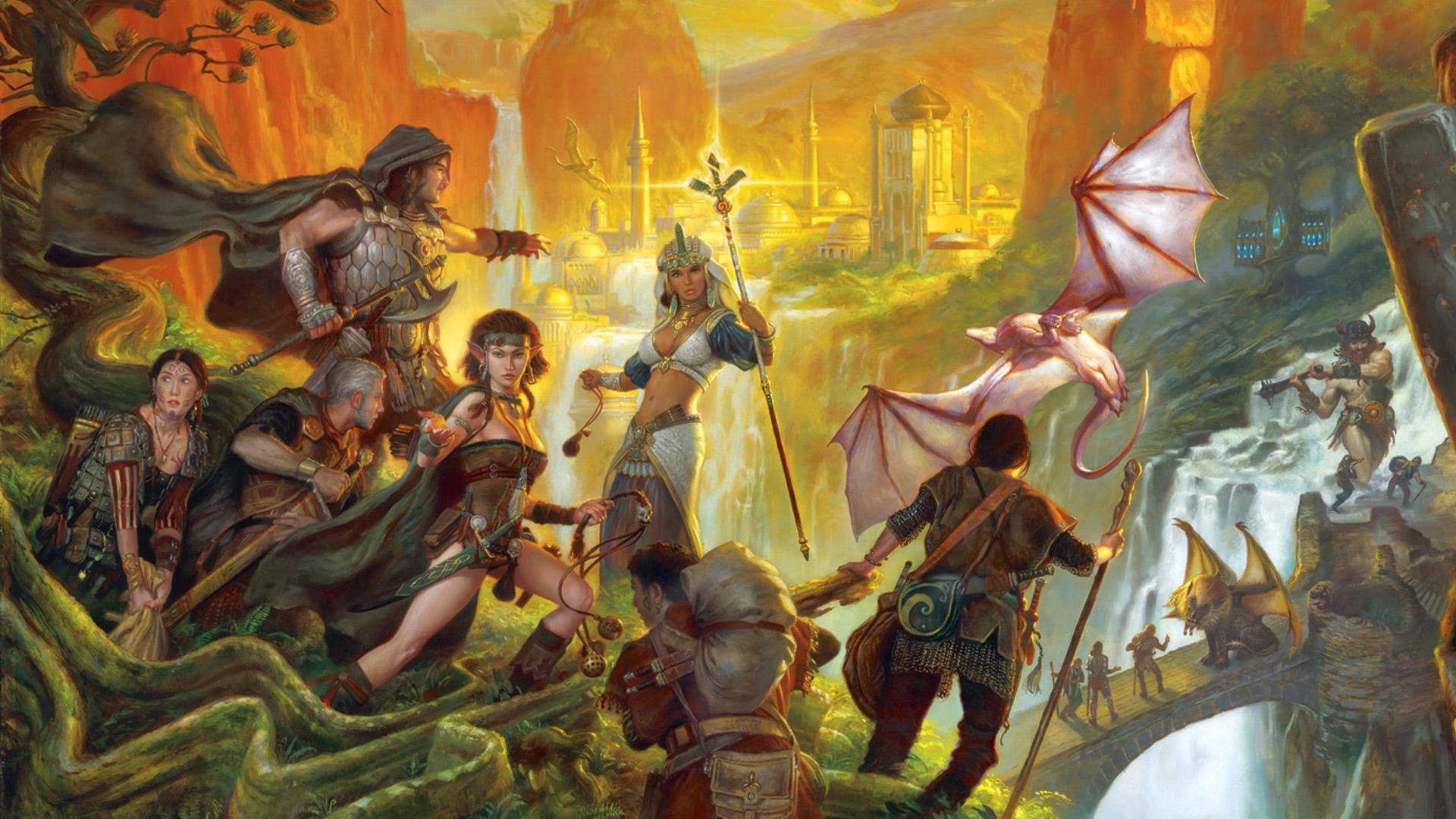 Free Vanguard: Saga of Heroes Wallpaper in 1920x1080