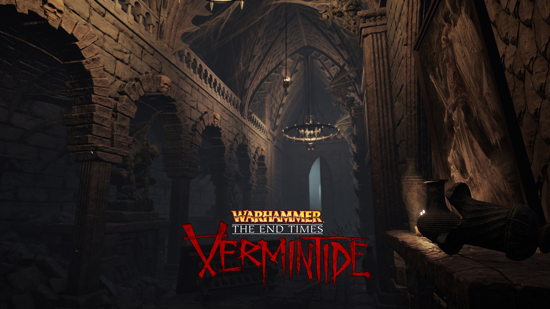 Free Warhammer End Times: Vermintide Wallpaper in 1920x1080