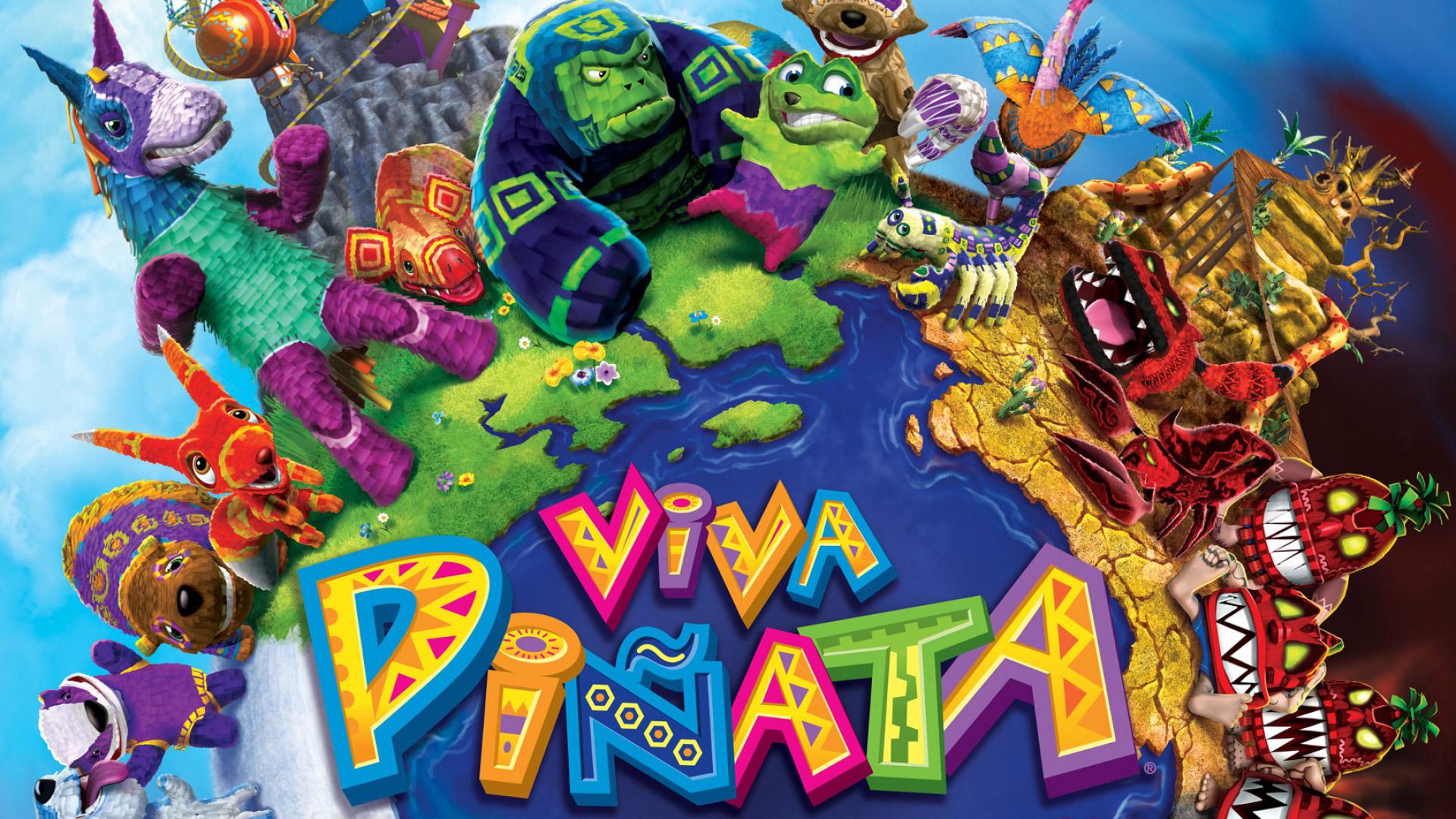 Viva Pi�ata: Trouble in Paradise Wallpaper in 1920x1080