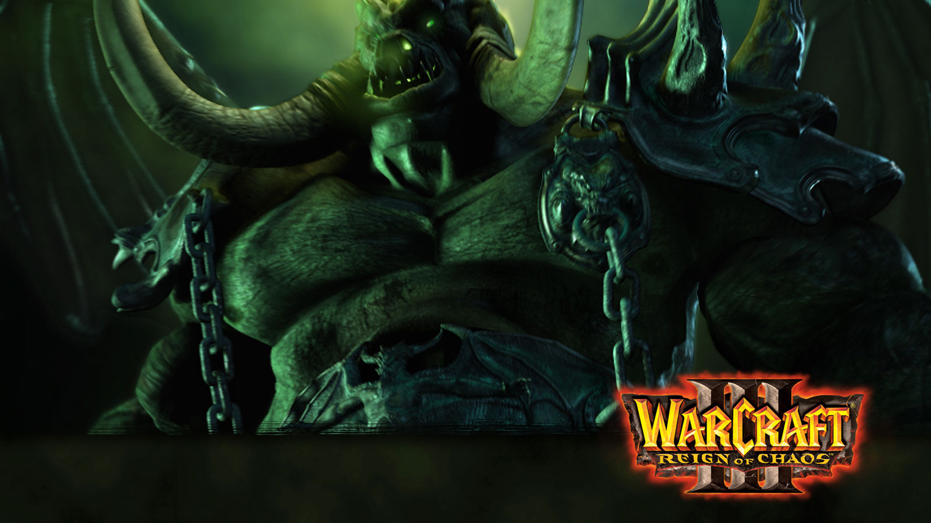 Free Warcraft III Wallpaper in 1920x1080