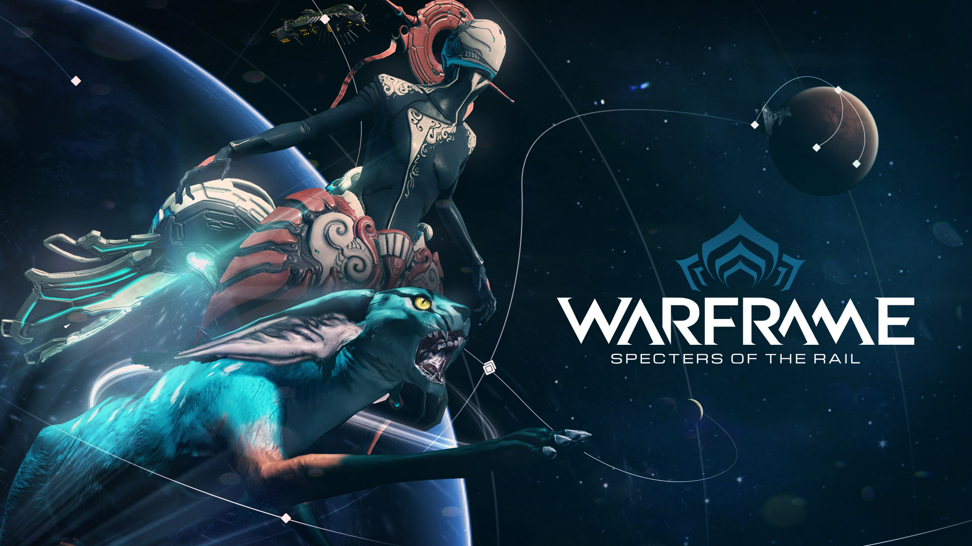 Free Warframe Wallpaper in 1920x1080