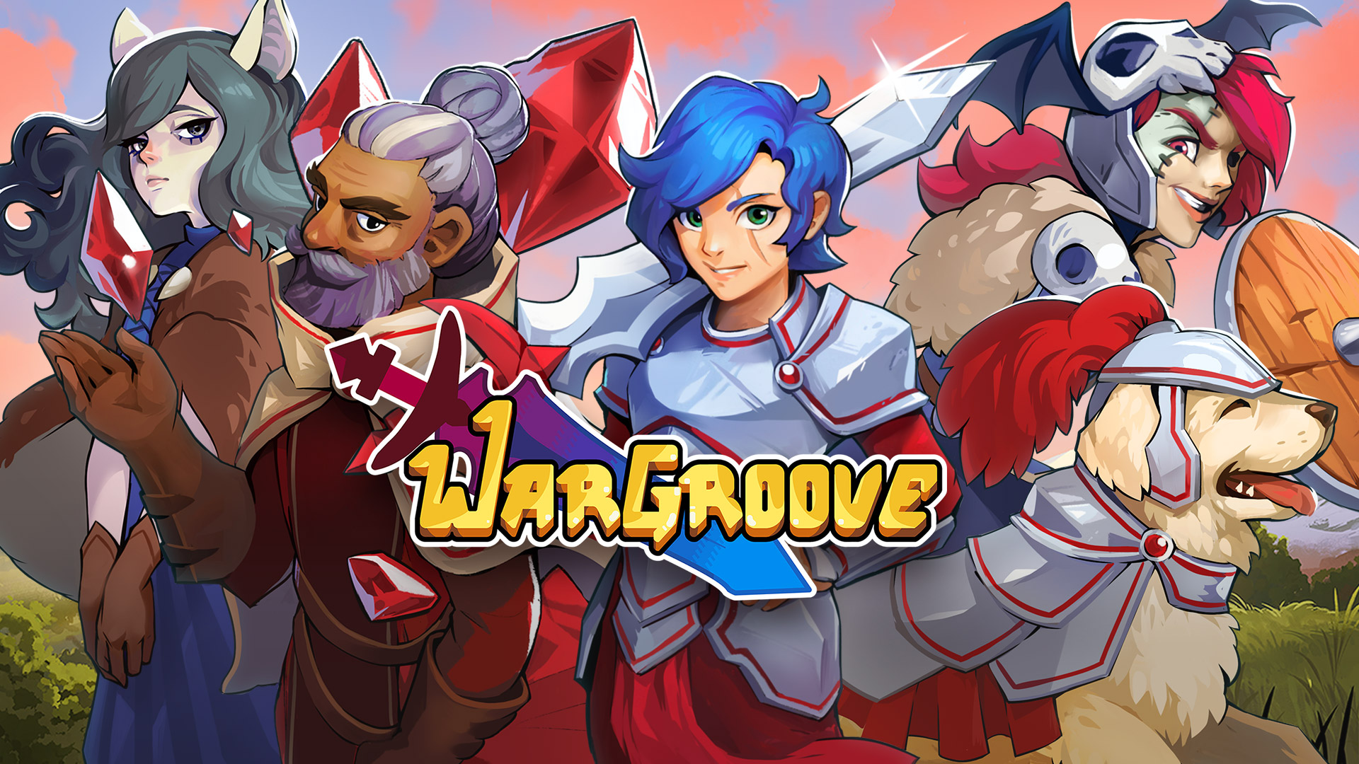 Free Wargroove Wallpaper in 1920x1080