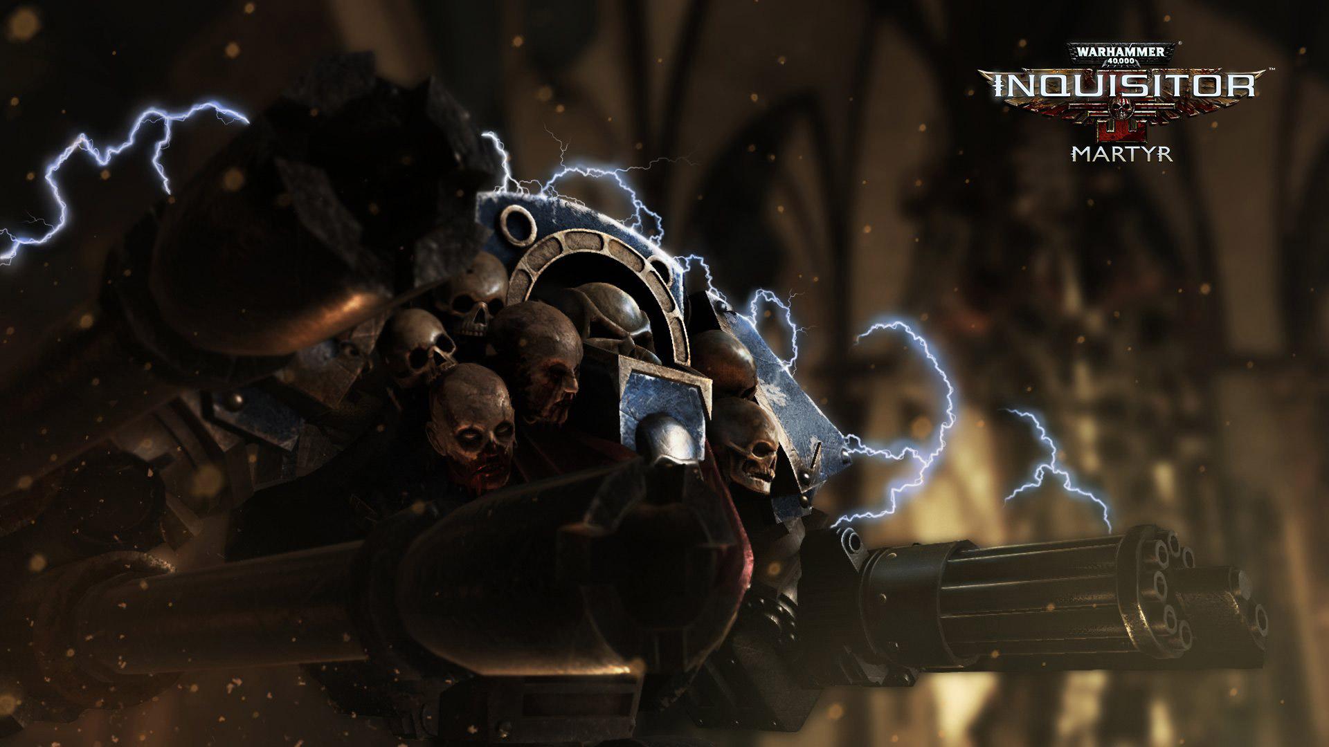 Warhammer 40,000: Inquisitor - Martyr Wallpaper in 1920x1080