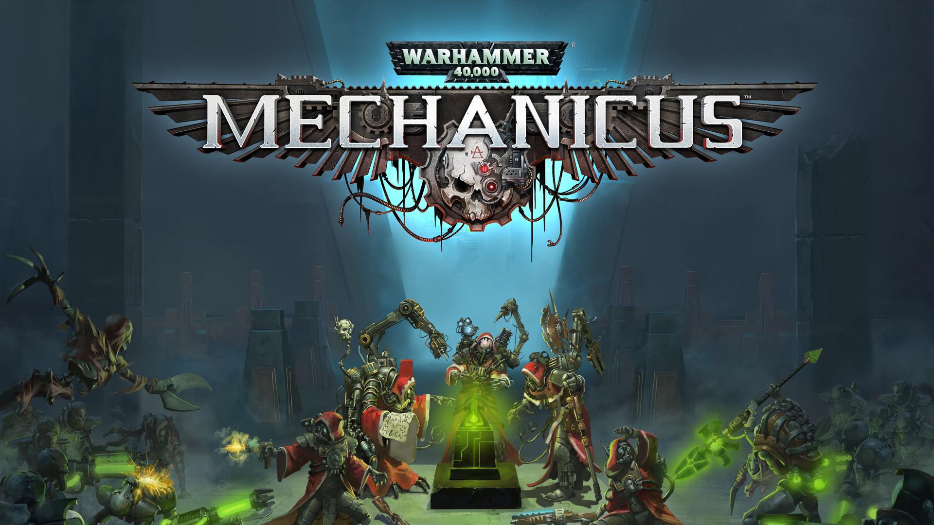 Warhammer 40,000: Mechanicus Wallpaper in 1920x1080