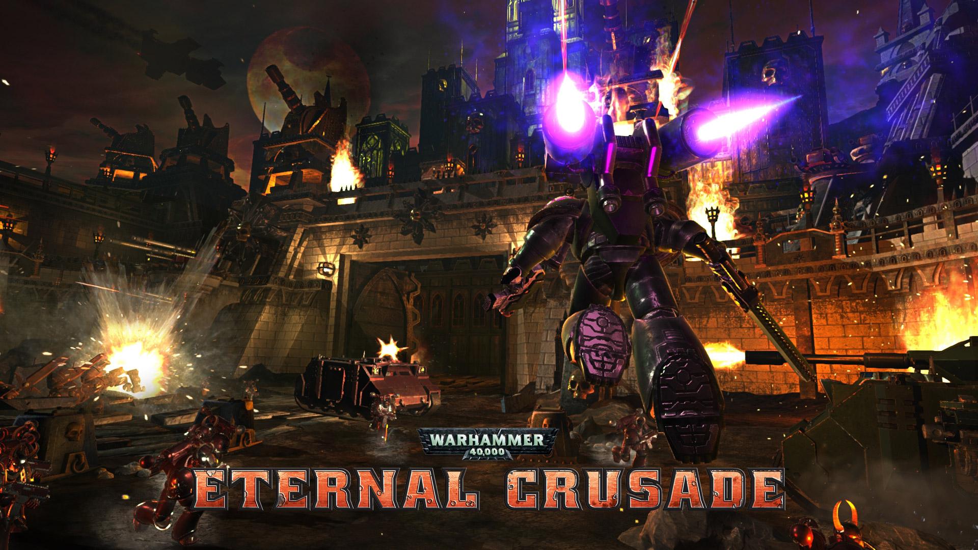 Warhammer 40,000: Eternal Crusade Wallpaper in 1920x1080