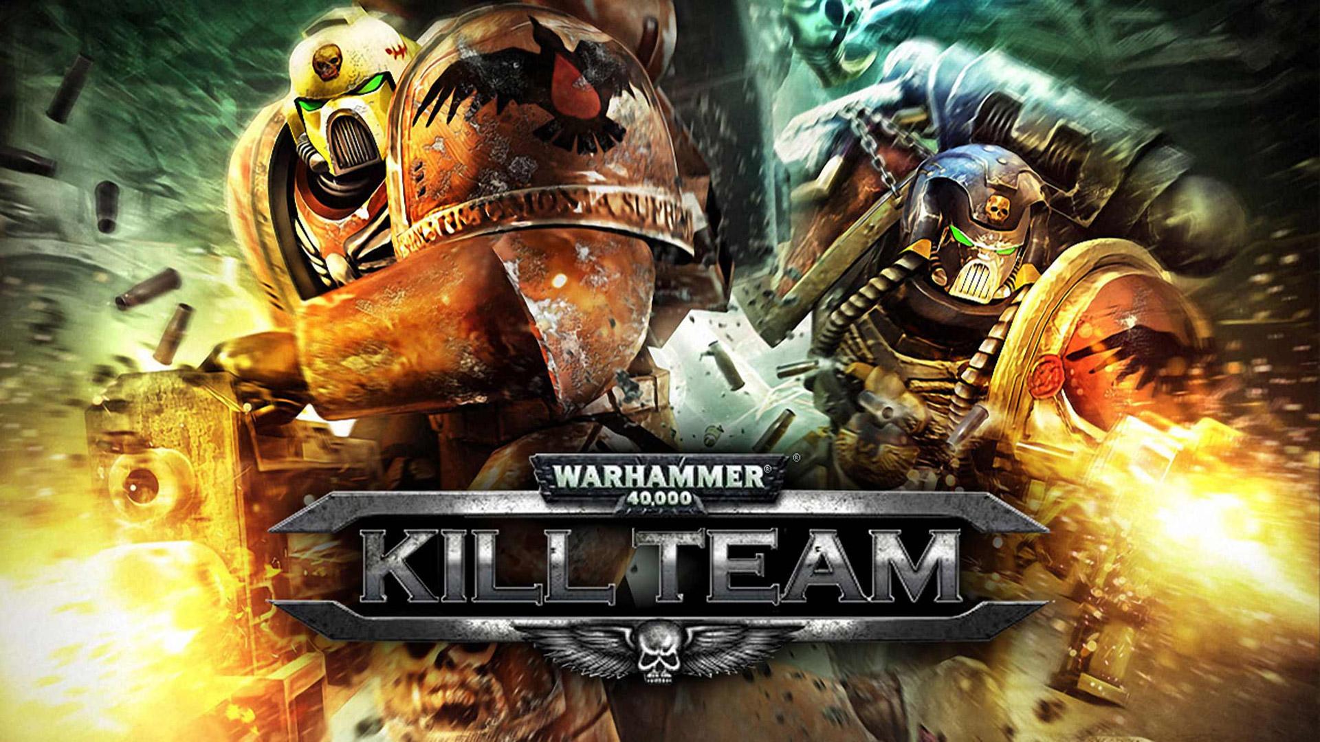 Free Warhammer 40,000: Kill Team Wallpaper in 1920x1080