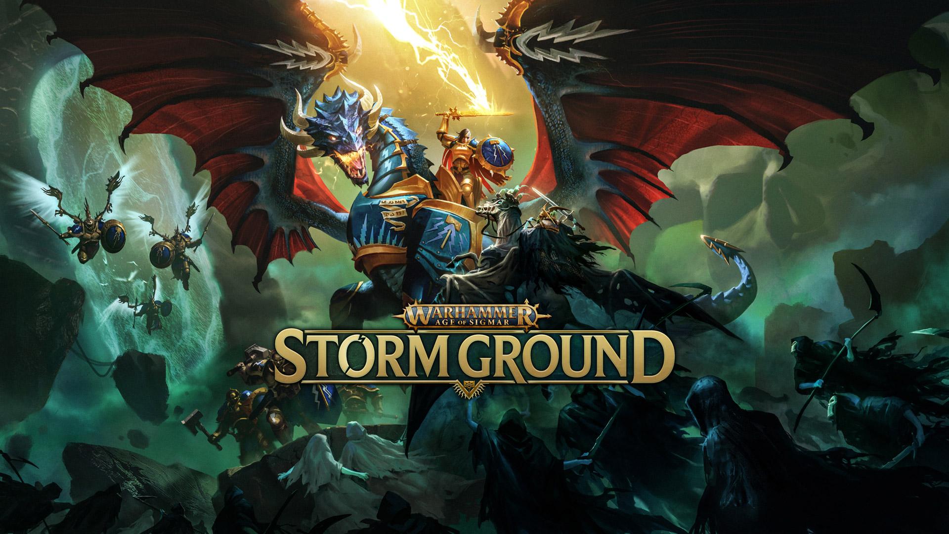 Free Warhammer Age of Sigmar: Storm Ground Wallpaper in 1920x1080