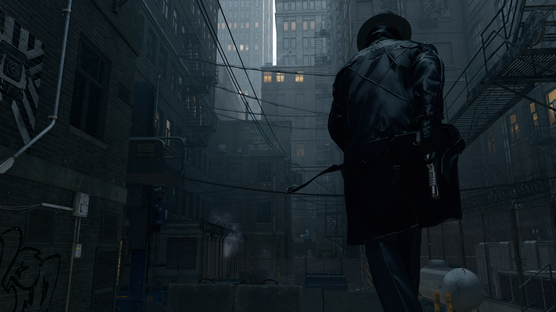 Free Watch Dogs Wallpaper in 1920x1080