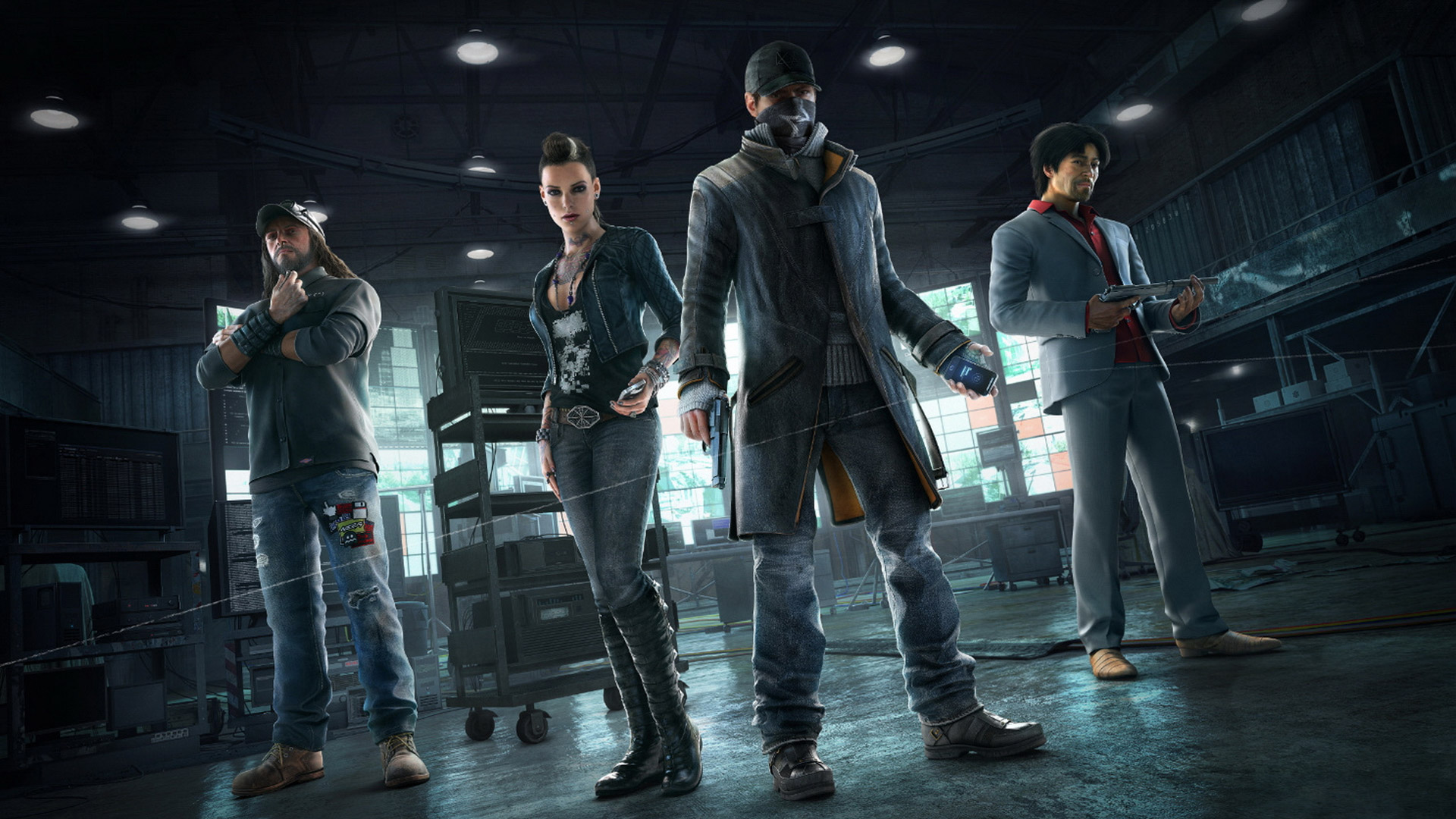 Watch Dogs Wallpaper in 1920x1080