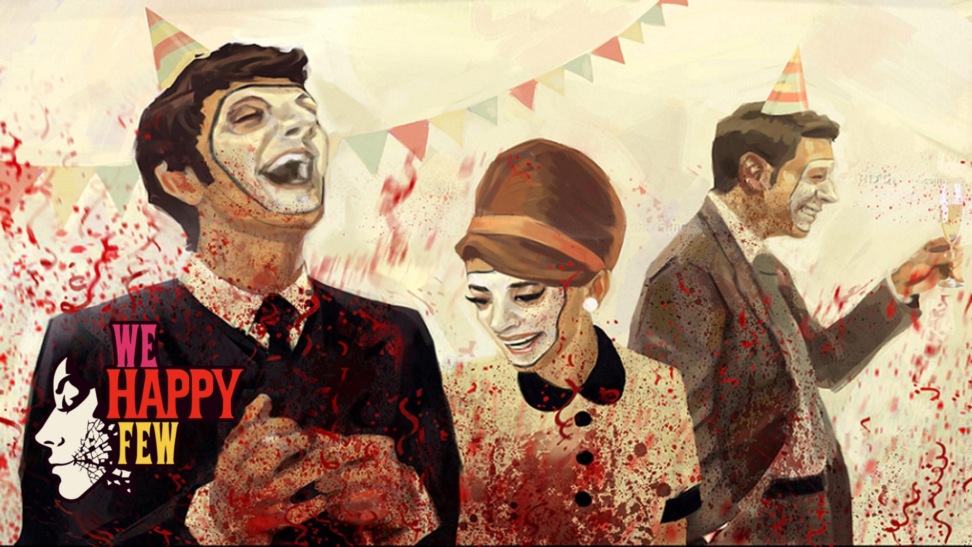 Free We Happy Few Wallpaper in 1920x1080
