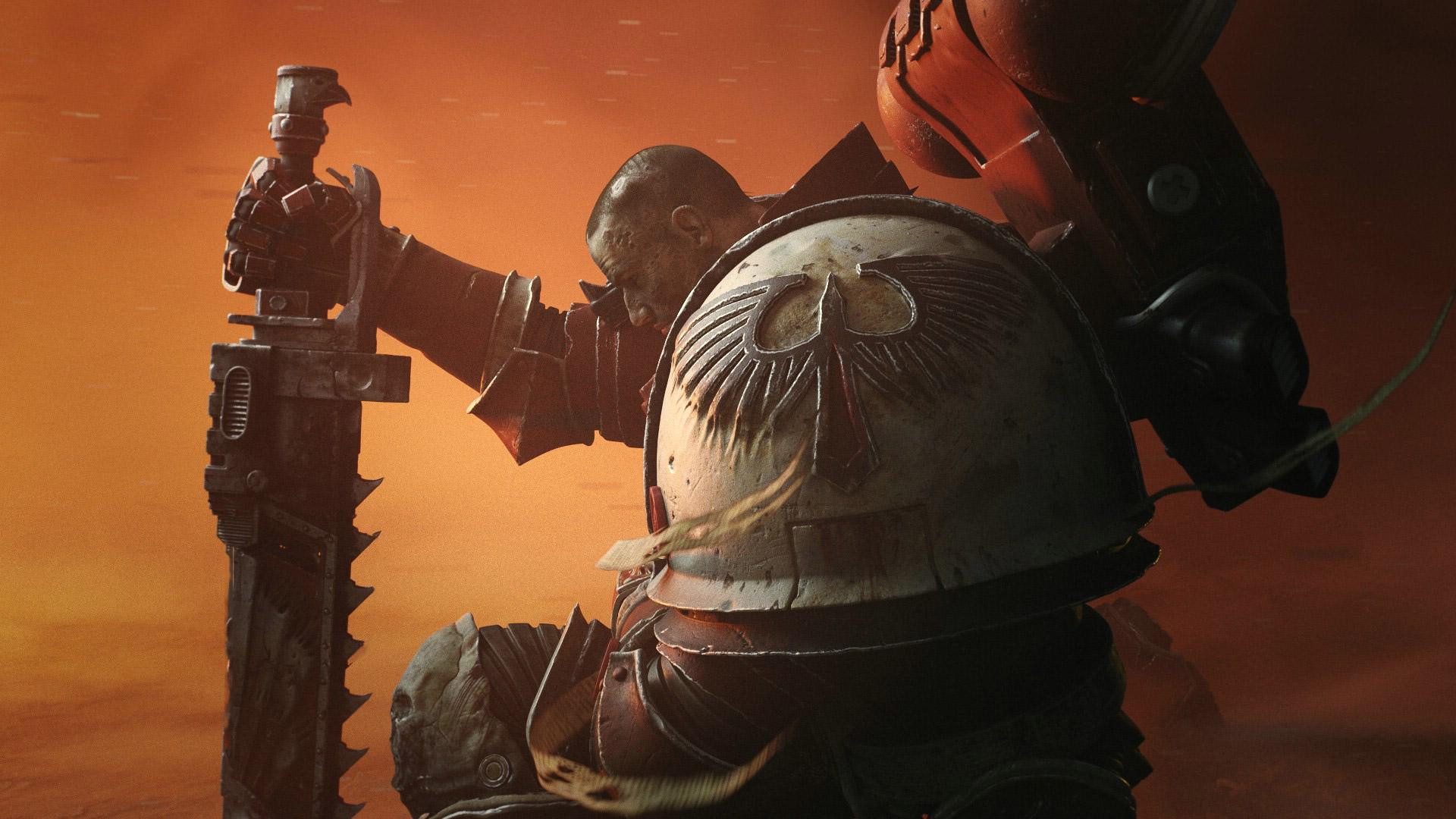 Free Warhammer 40000: Dawn of War III Wallpaper in 1920x1080