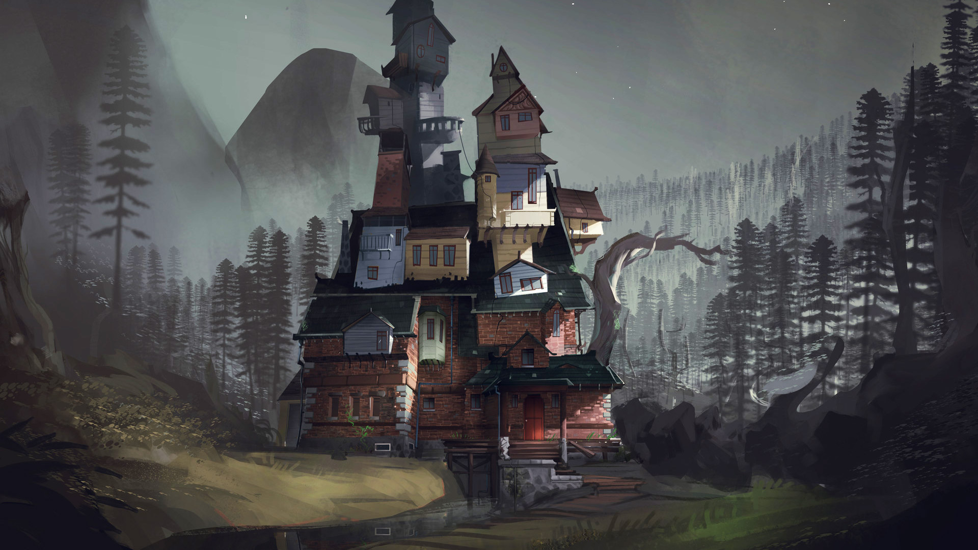 What Remains of Edith Finch Wallpaper in 1920x1080