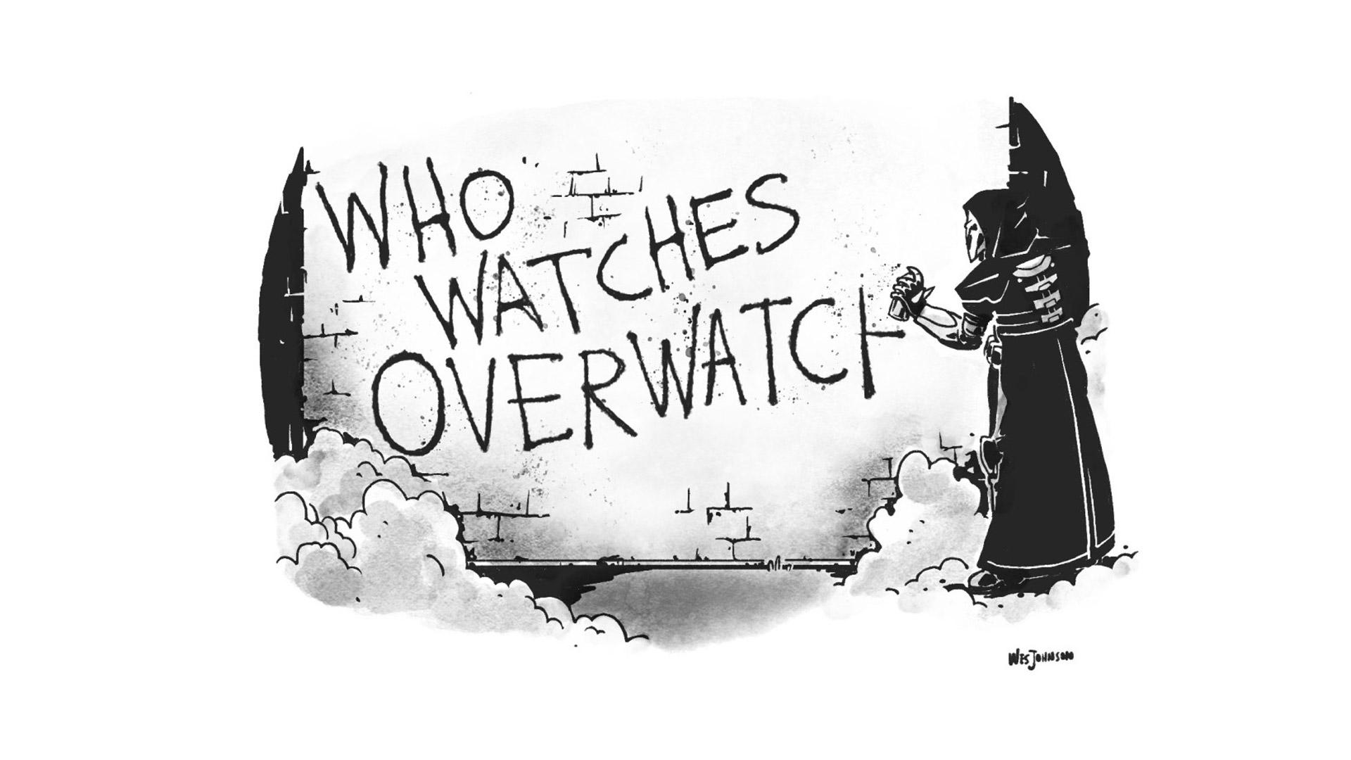 Free Overwatch Wallpaper in 1920x1080