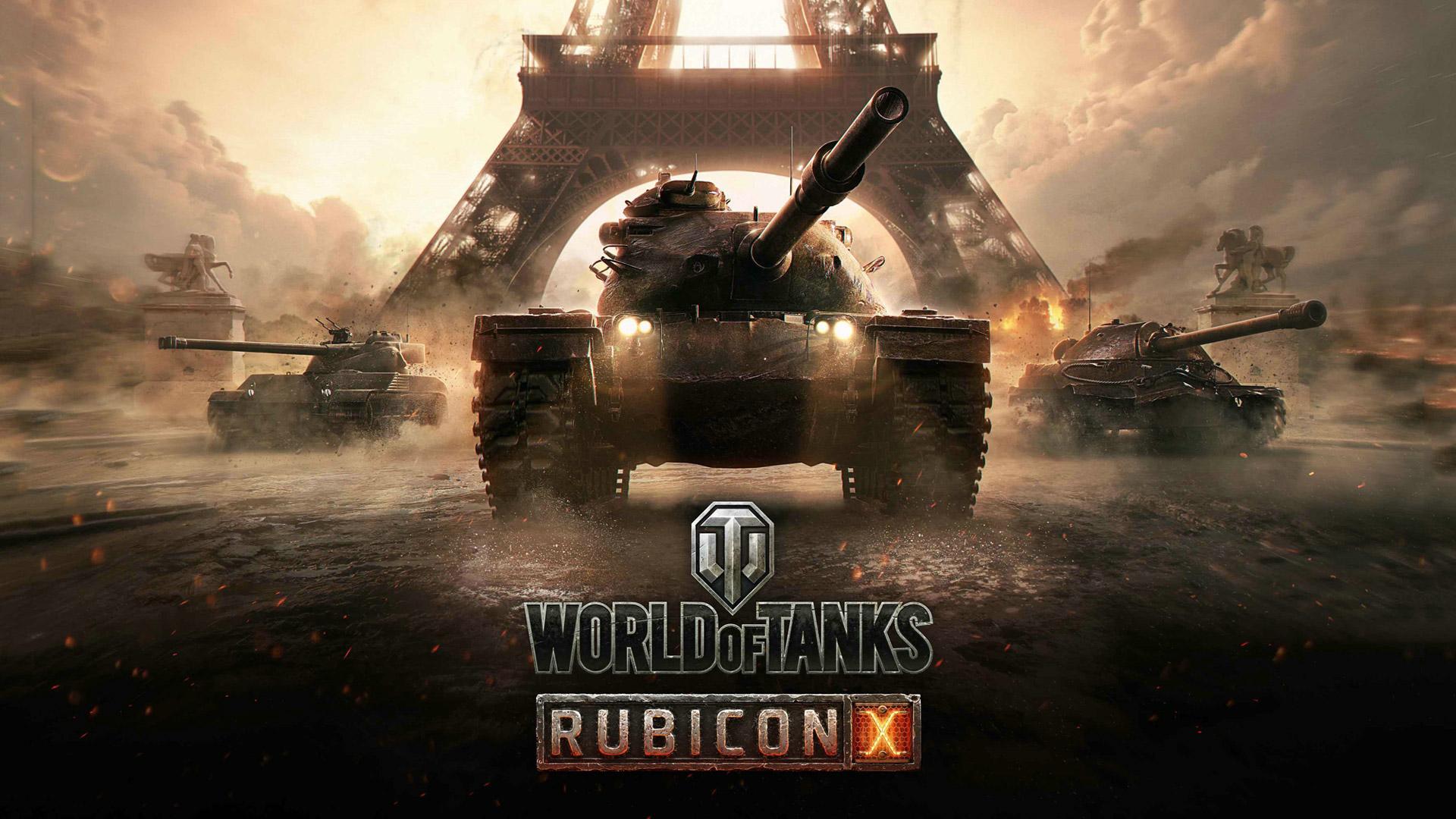 Free World of Tanks Wallpaper in 1920x1080