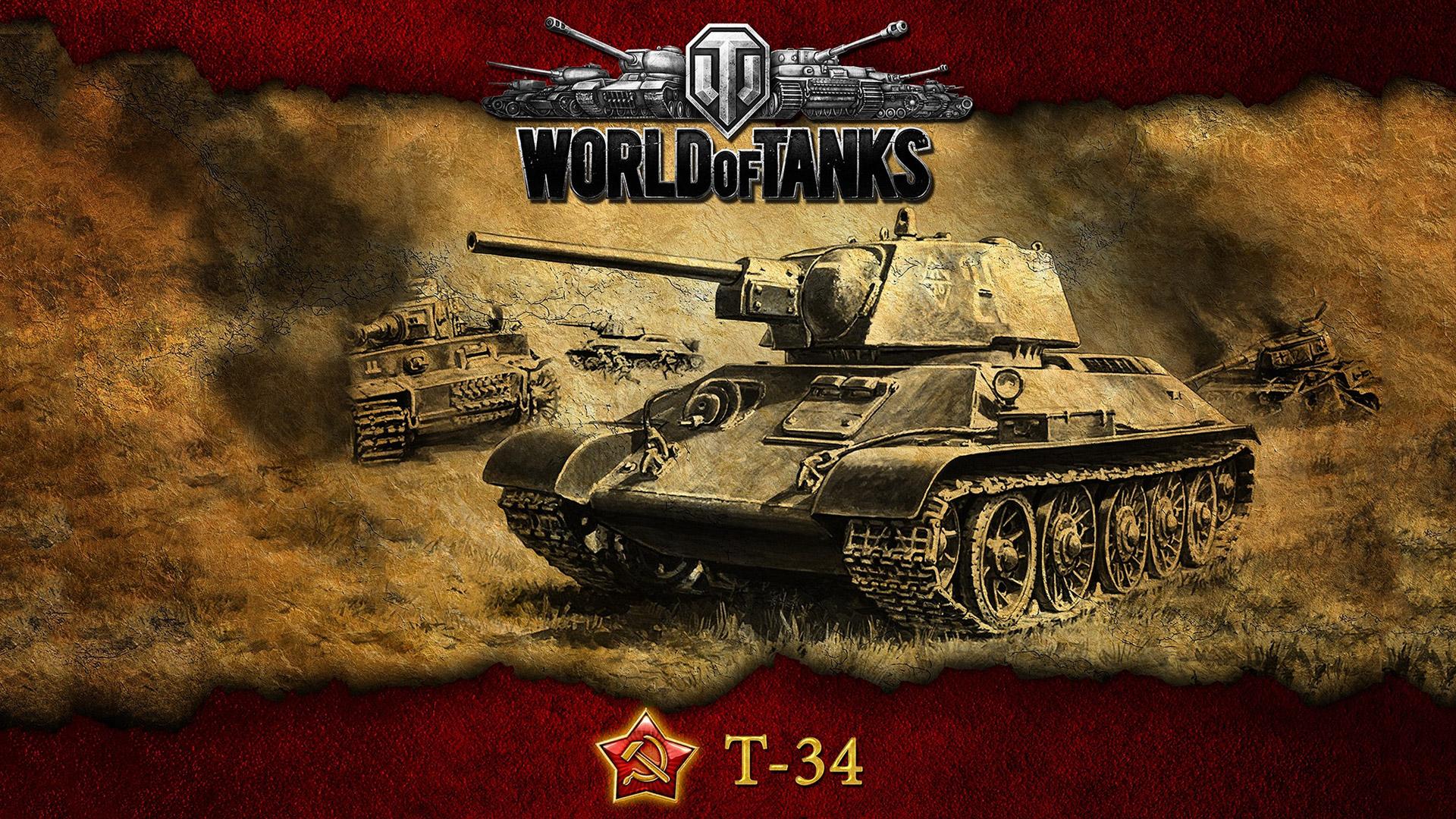World of Tanks Wallpaper in 1920x1080