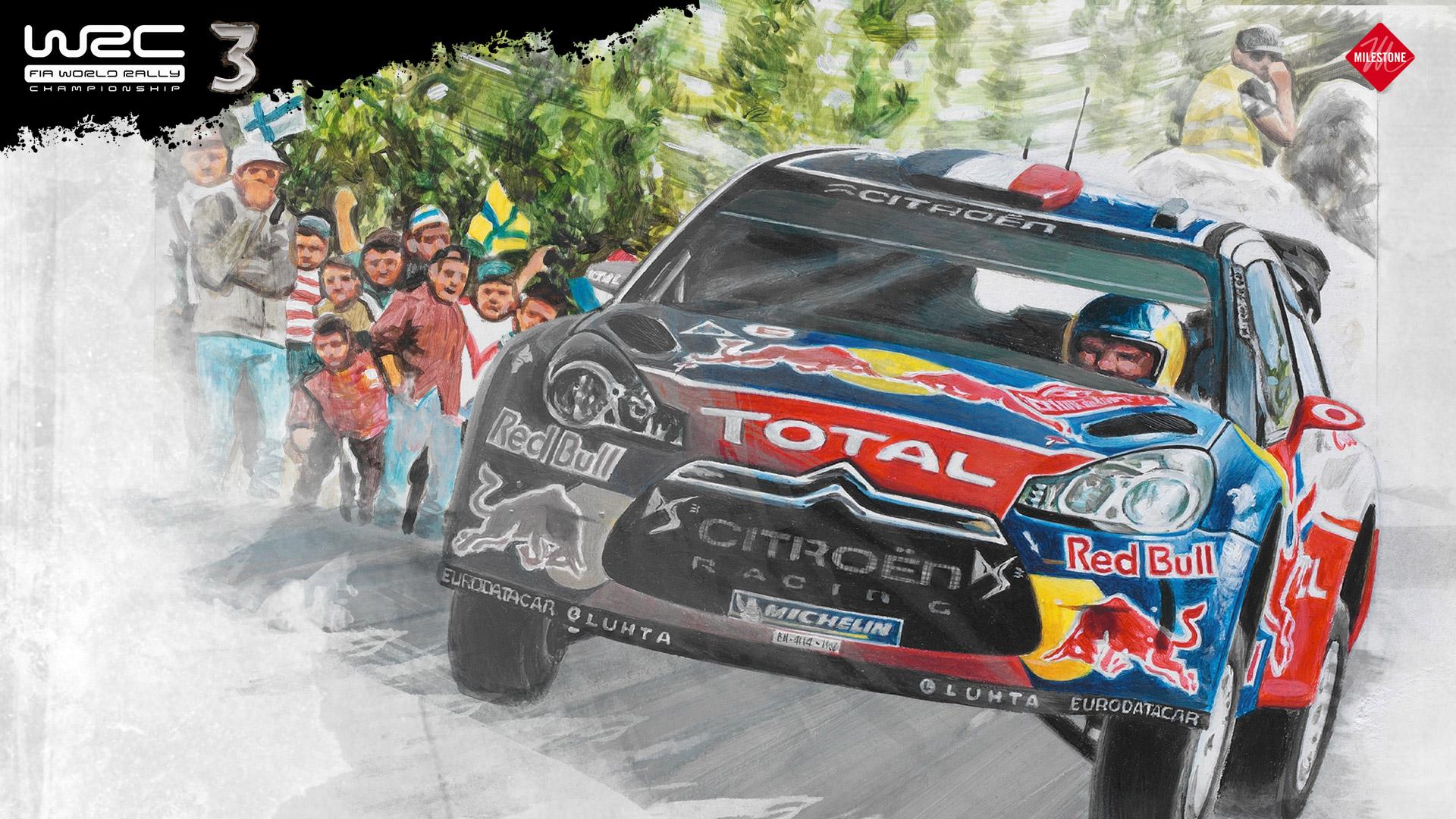 Free WRC 3: FIA World Rally Championship Wallpaper in 1920x1080